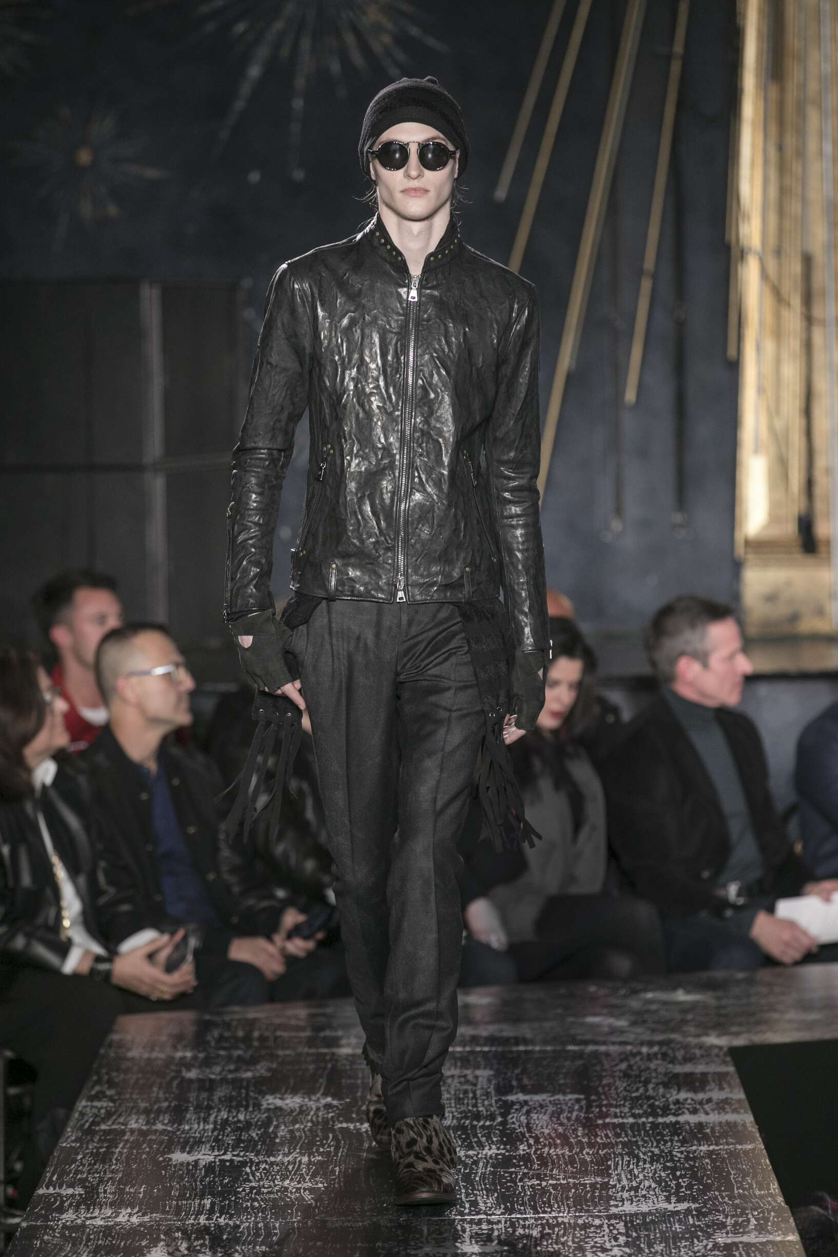 Winter 2017 Fashion Trends John Varvatos