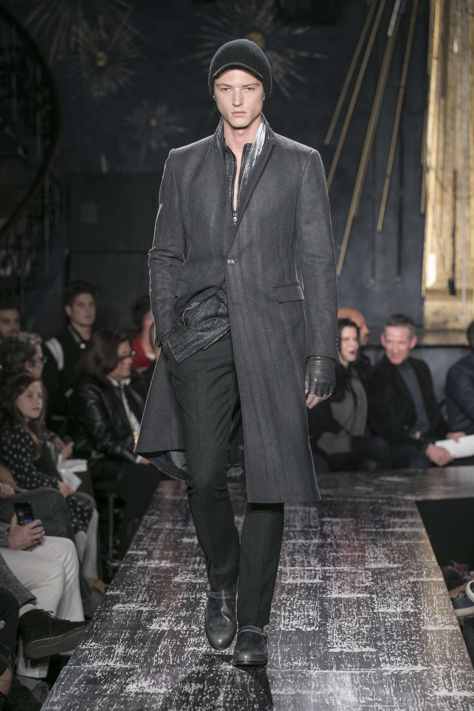 Winter 2017 Man Trends John Varvatos