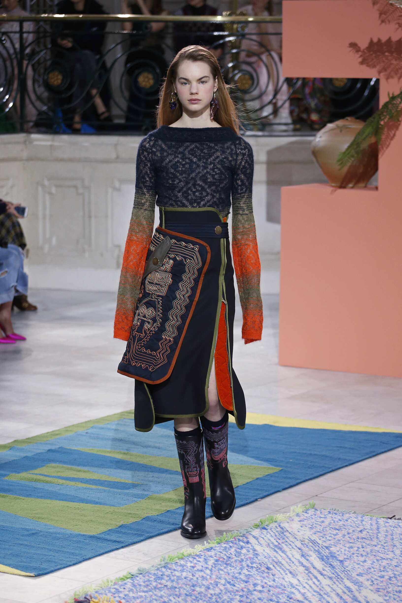 Woman FW 2017-18 Fashion Show Peter Pilotto