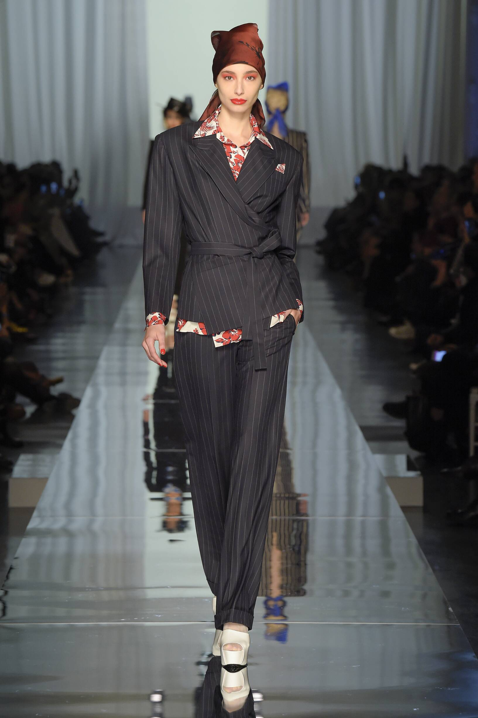Woman SS 2017 Fashion Show Jean Paul Gaultier Haute Couture