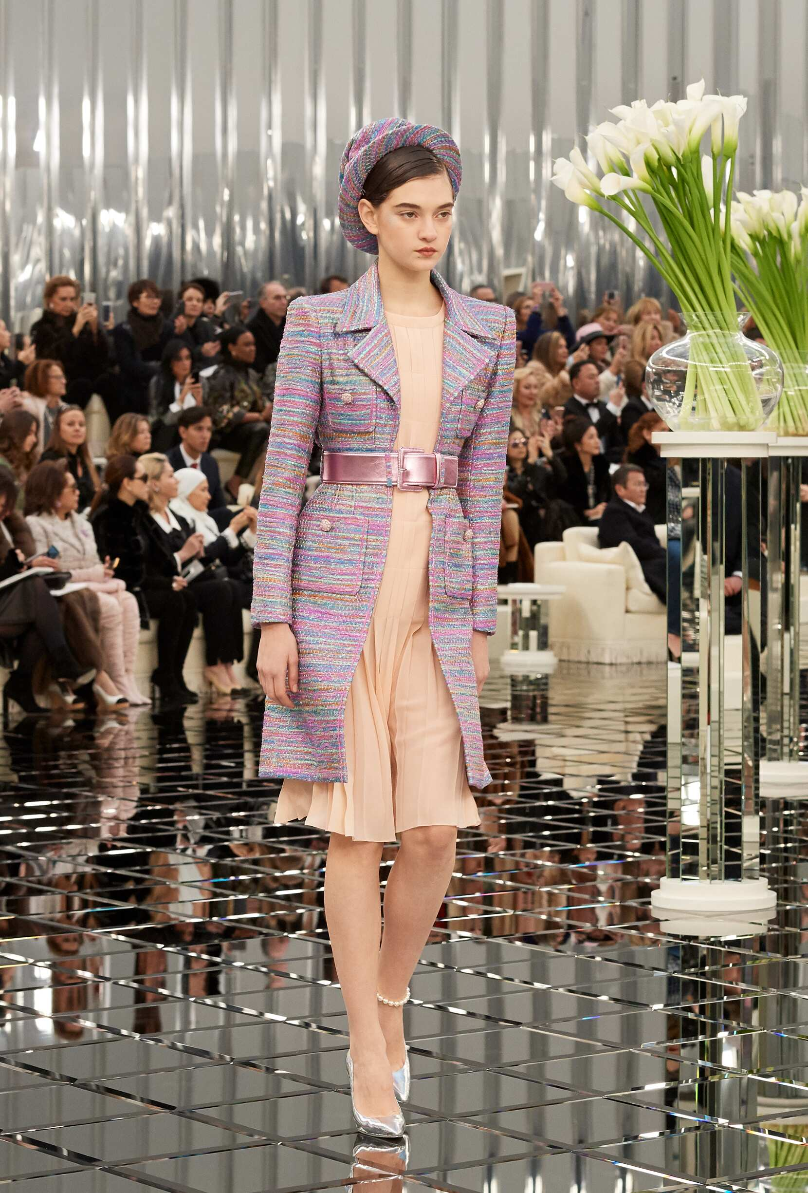 Woman Summer 2017 Fashion Trends Chanel Haute Couture