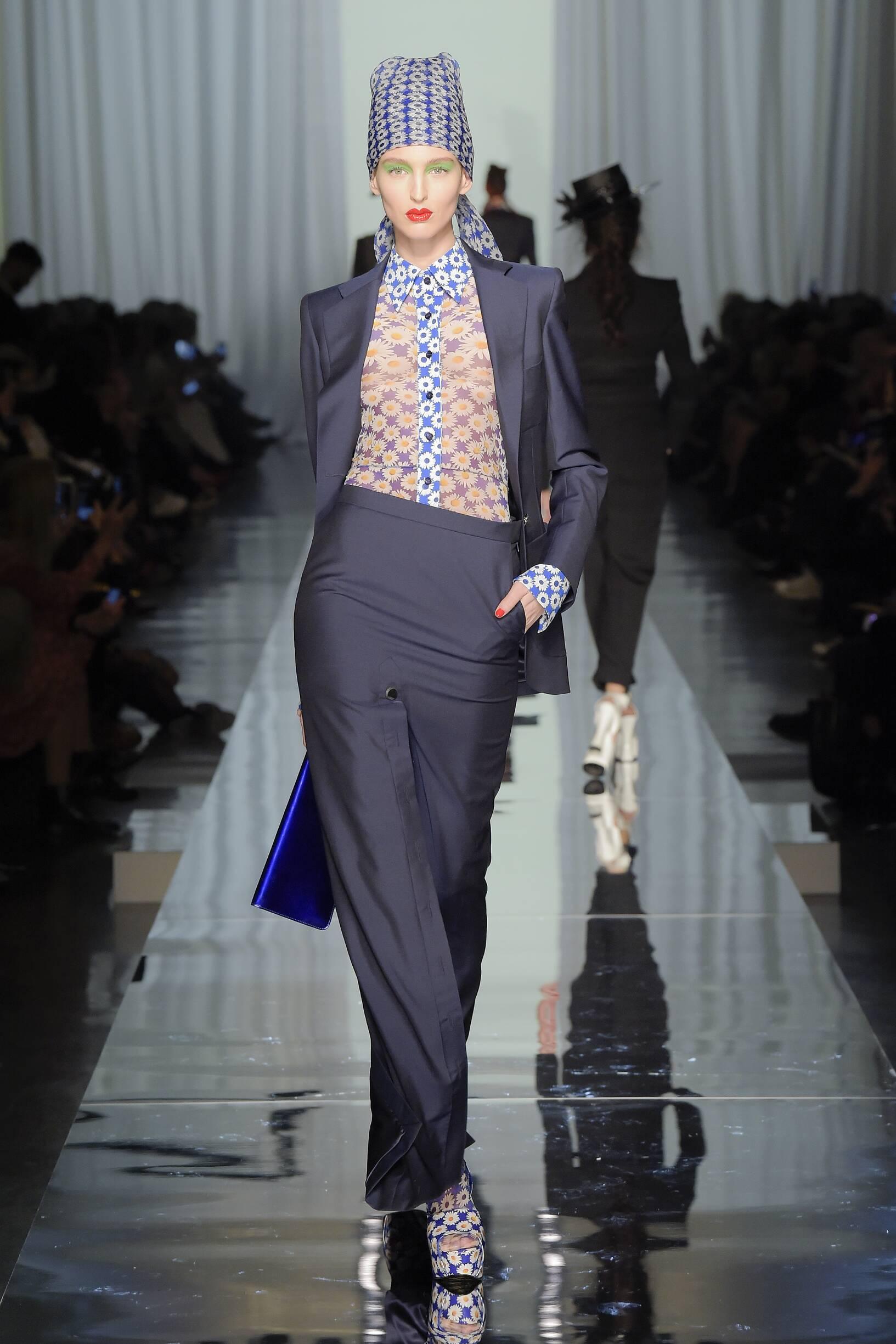 Woman Summer 2017 Fashion Trends Jean Paul Gaultier Haute Couture