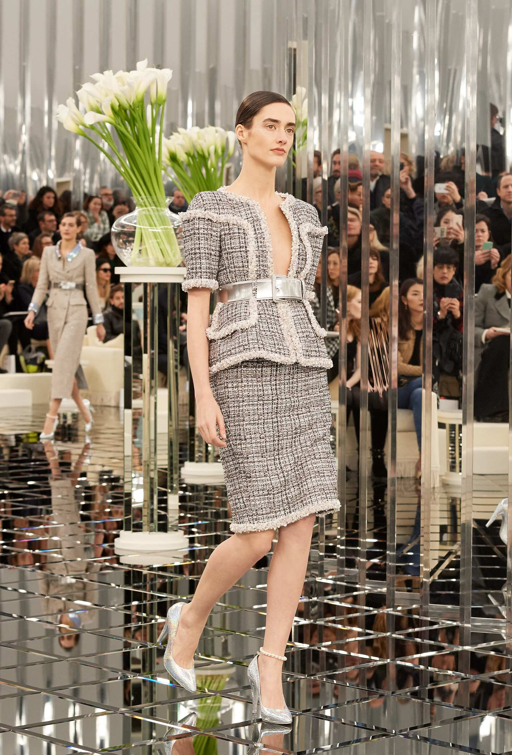 Womens Spring 2017 Fashion Trends Chanel Haute Couture