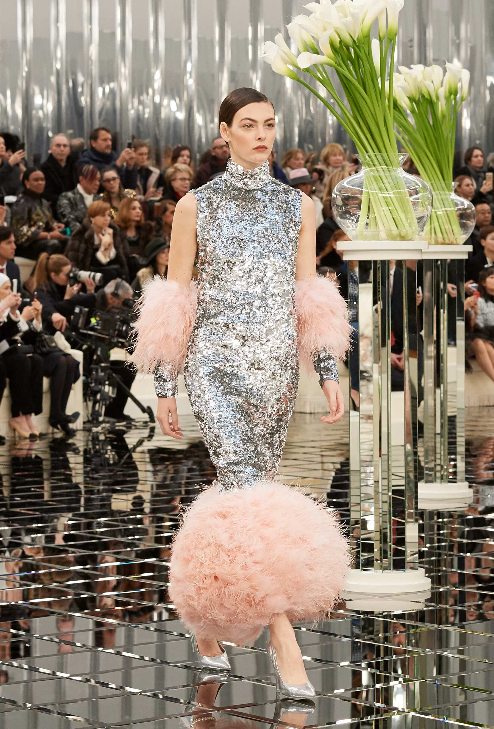 Womenswear SS Chanel Couture 2017-2018
