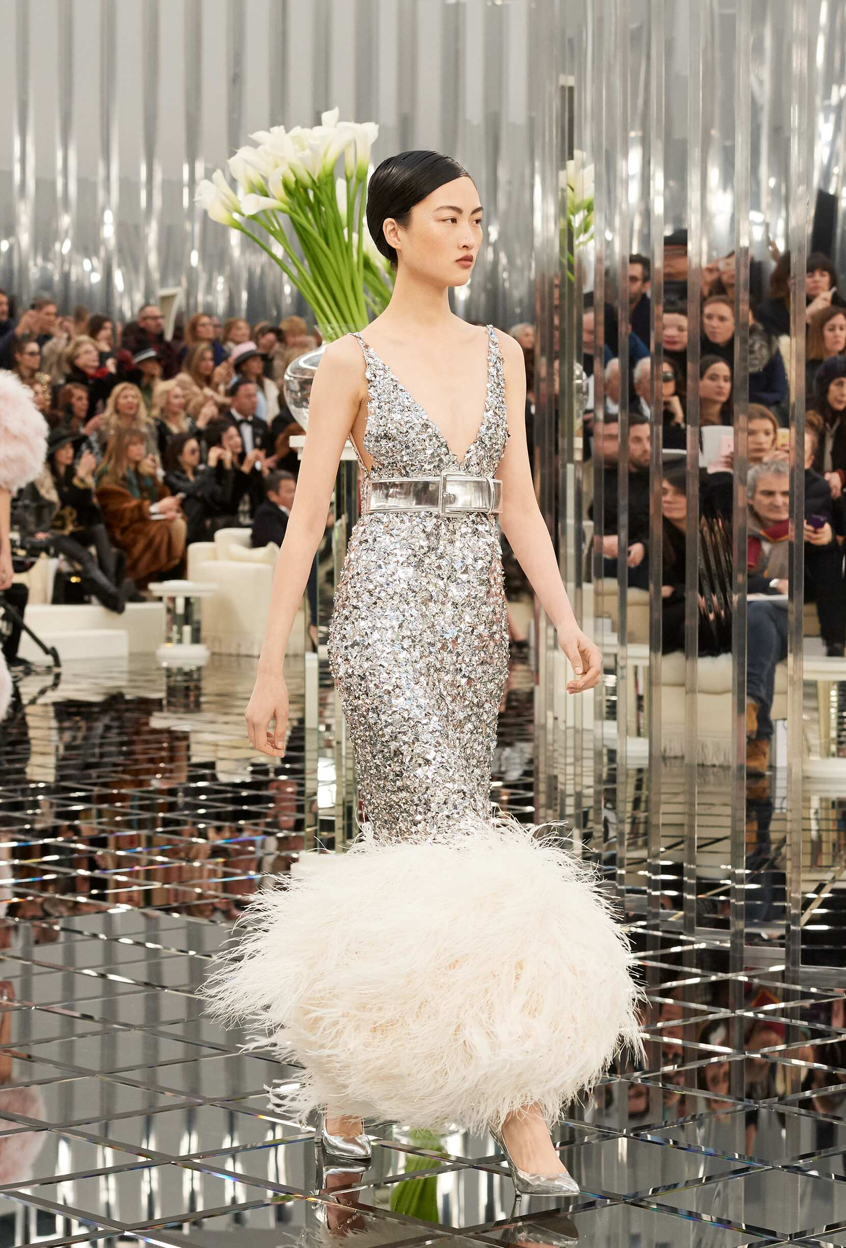 Womenswear SS Colors Chanel Couture 2017