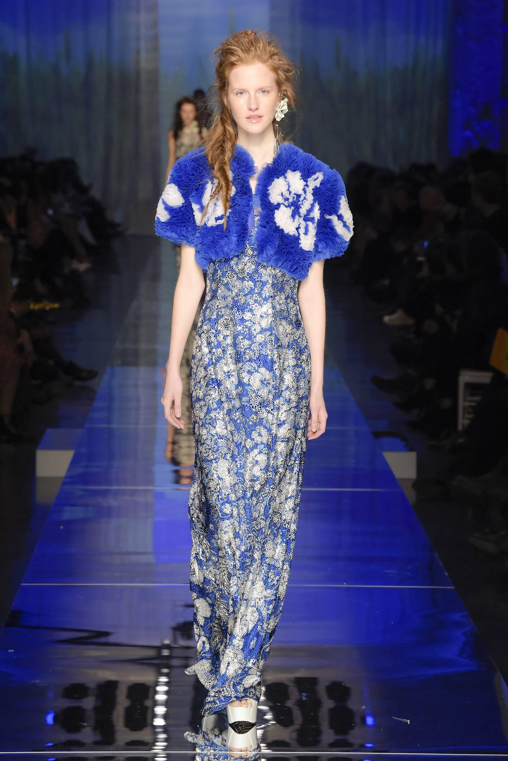 Womenswear SS Jean Paul Gaultier Haute Couture 2017