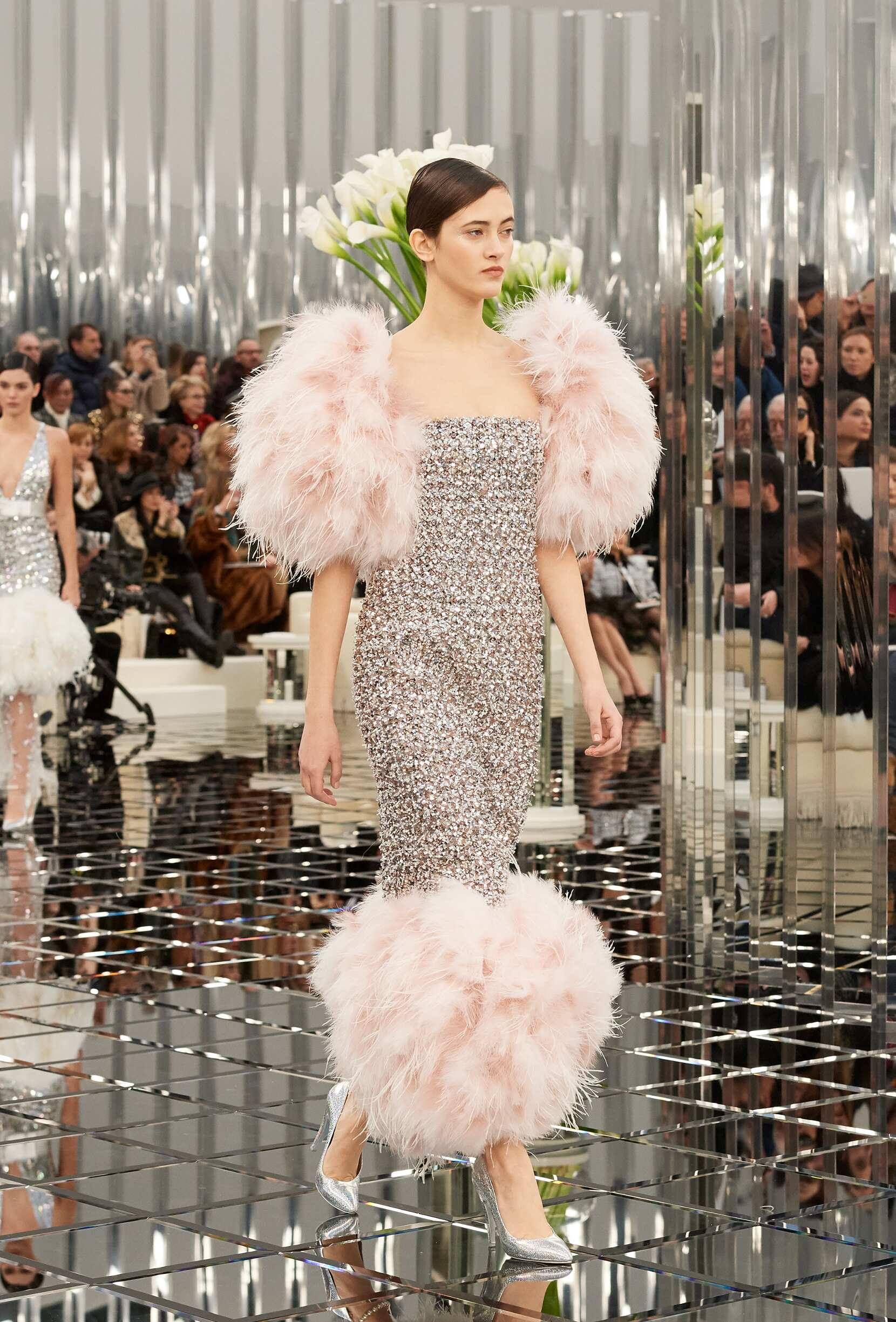 Womenswear SS Trends Chanel Couture 2017