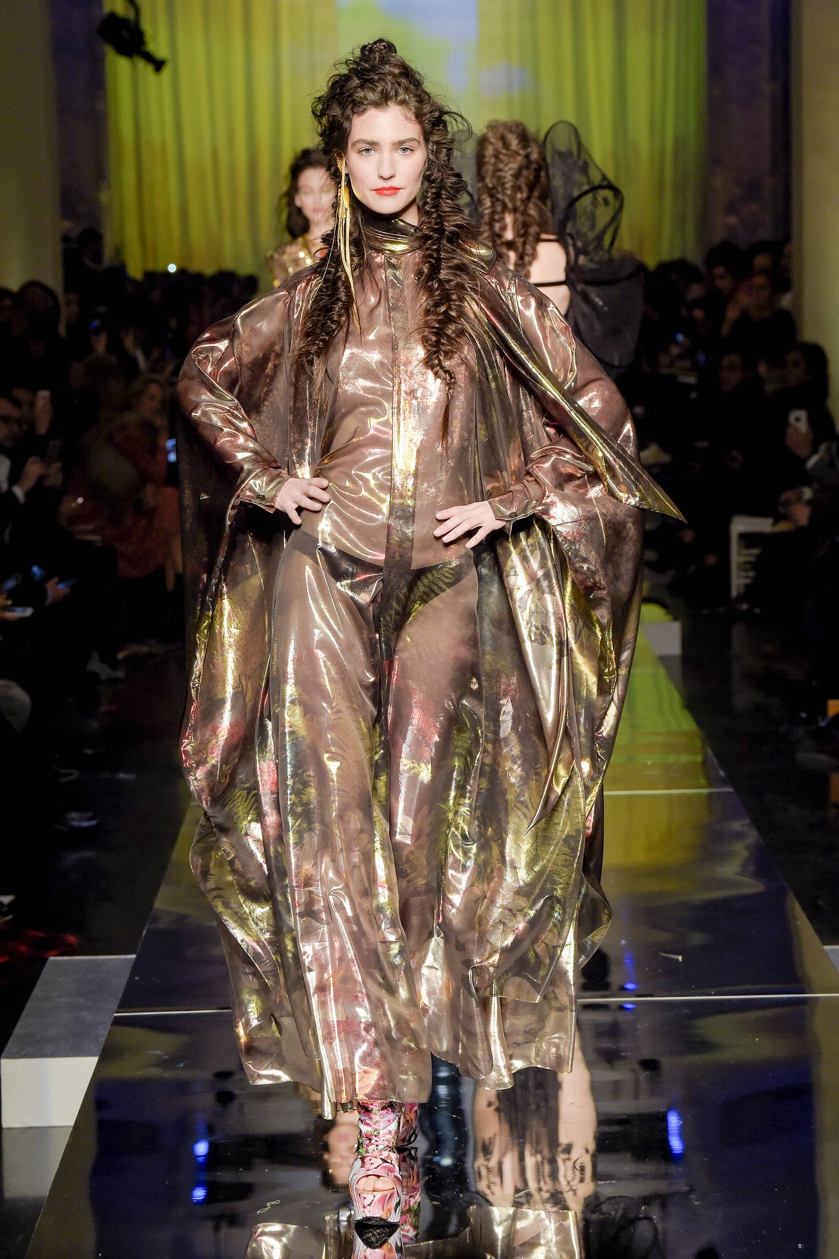 Womenswear Spring Jean Paul Gaultier Couture 2017