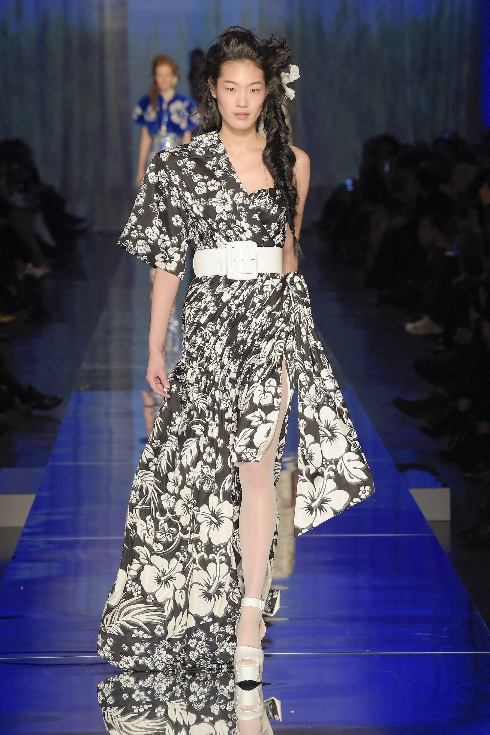 Womenswear Spring Jean Paul Gaultier Haute Couture 2017