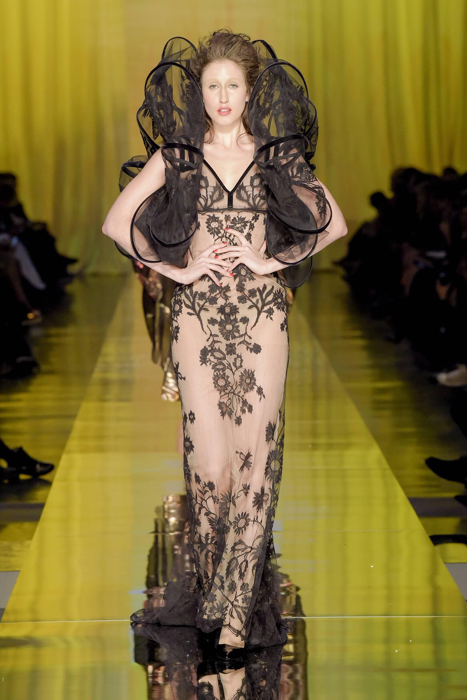 Womenswear Summer Jean Paul Gaultier Couture 2017