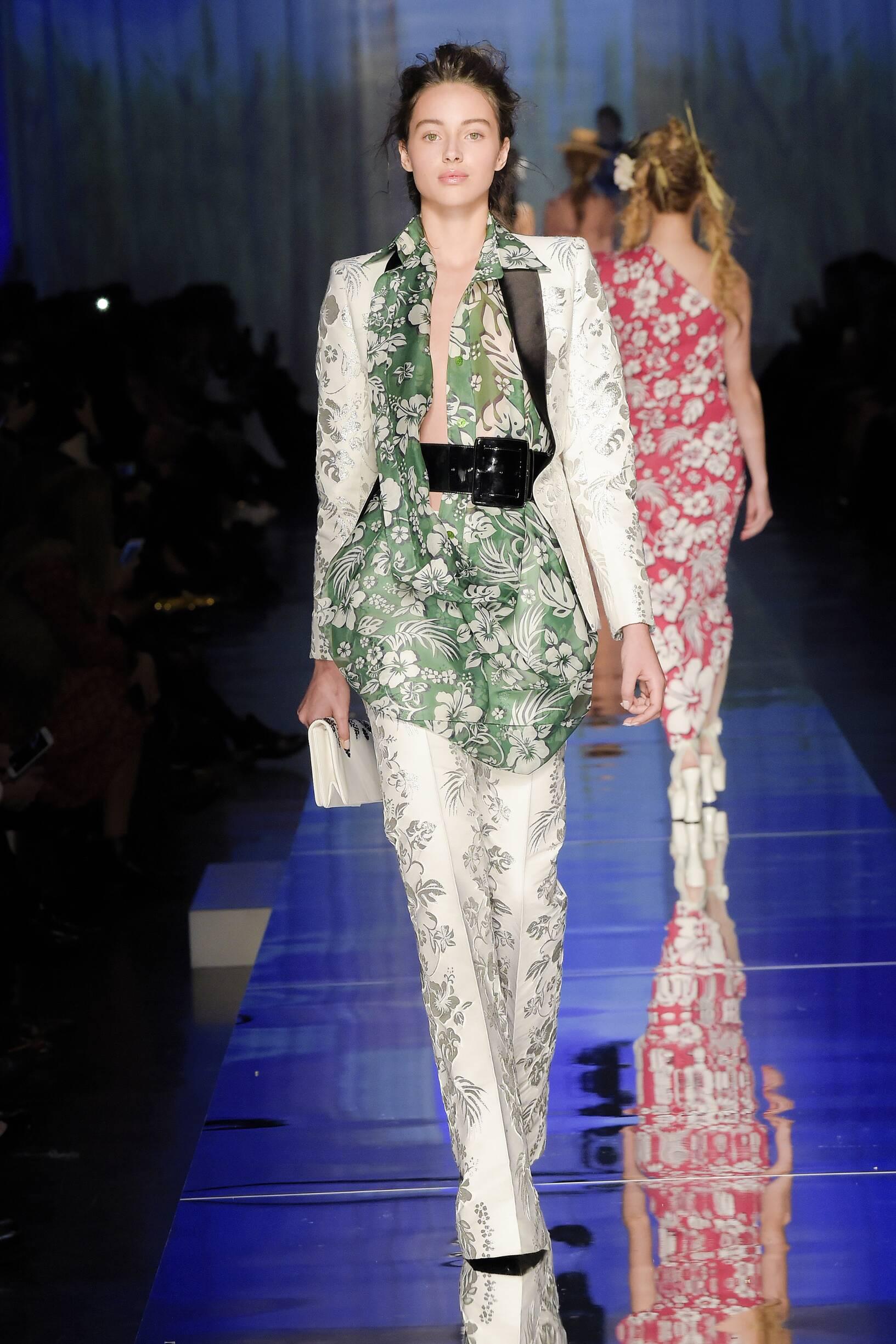 Womenswear Summer Jean Paul Gaultier Haute Couture 2017