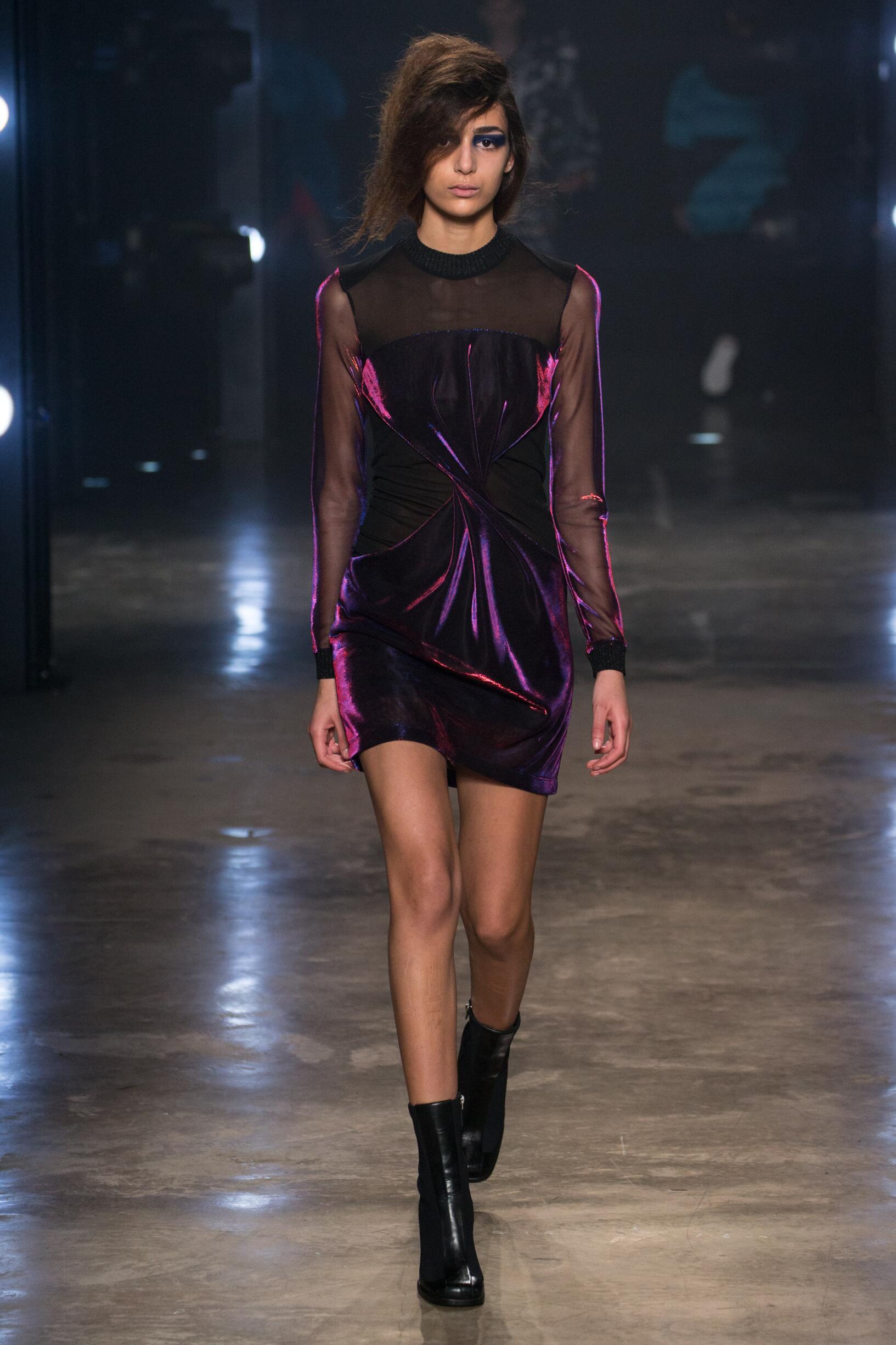 Womenswear Winter Versus Versace 2017