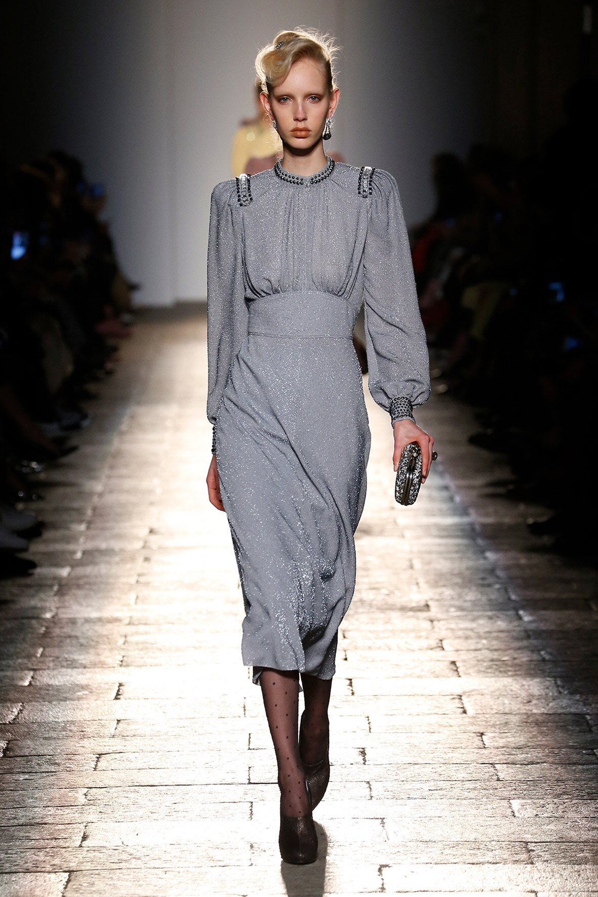 2017-18 Catwalk Bottega Veneta Woman Fashion Show Winter