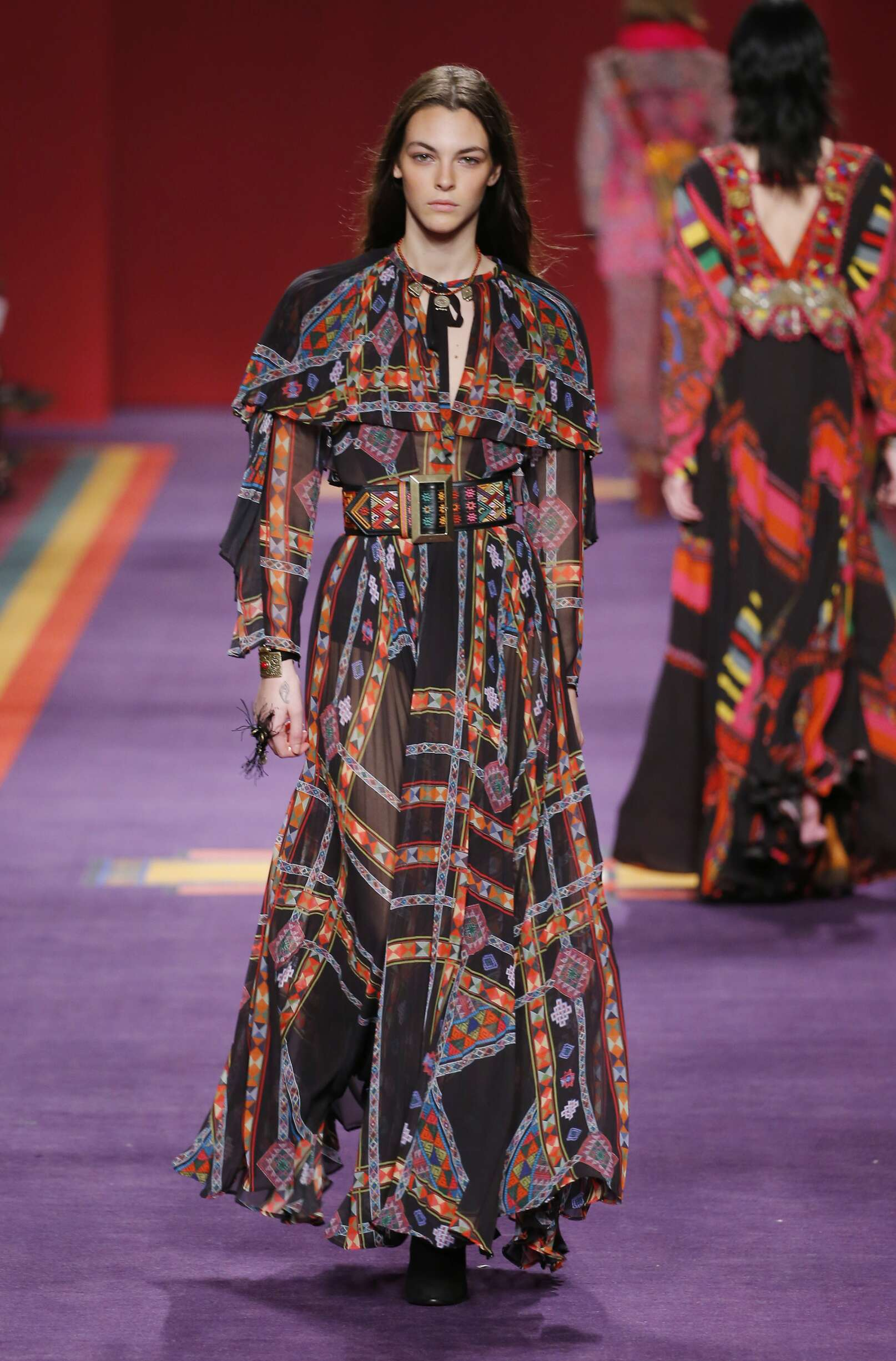 2017-2018 Woman Catwalk Etro