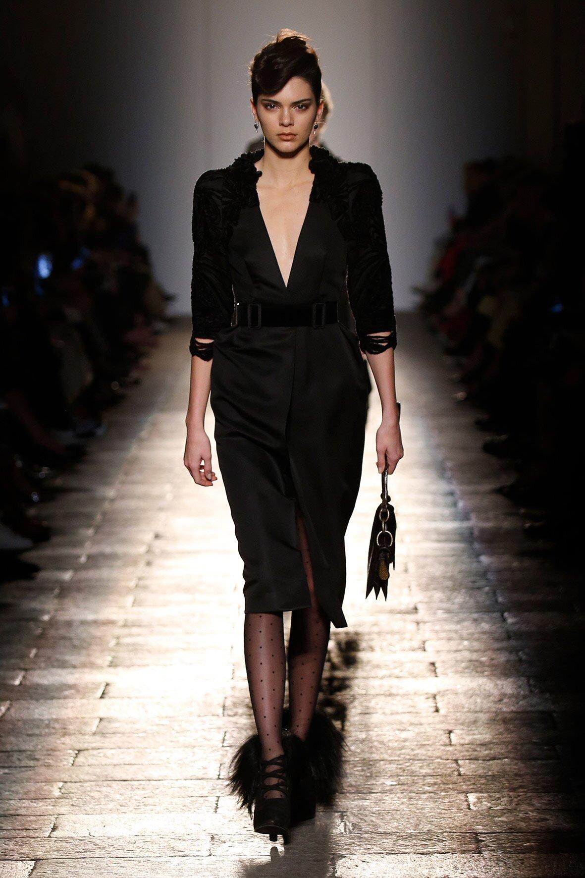 2017 Bottega Veneta Fall Catwalk