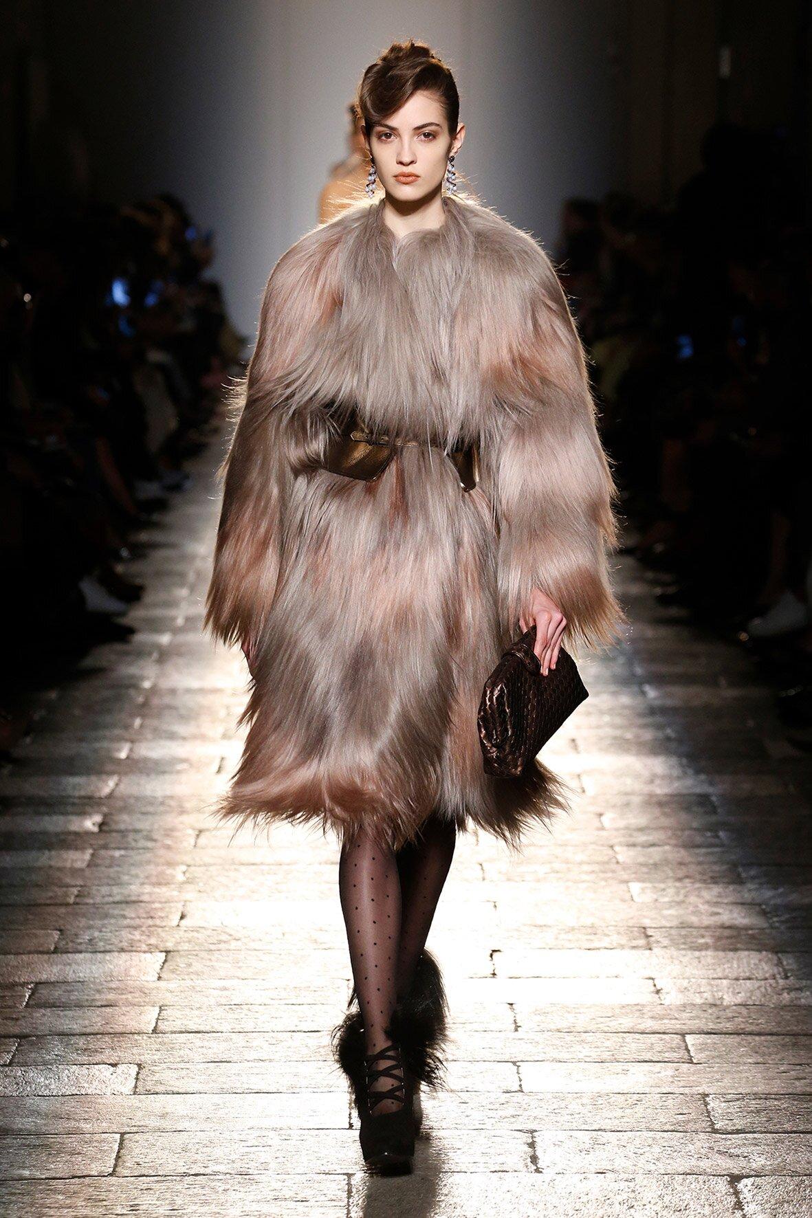 2017 Bottega Veneta Winter Catwalk