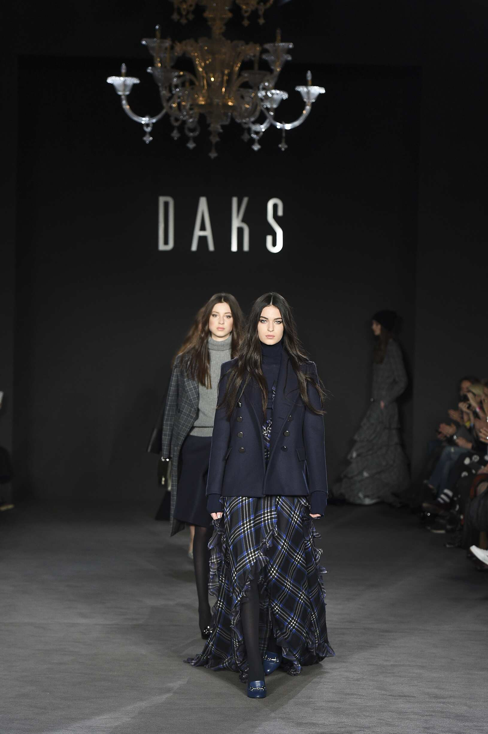 2017 Daks Winter Catwalk