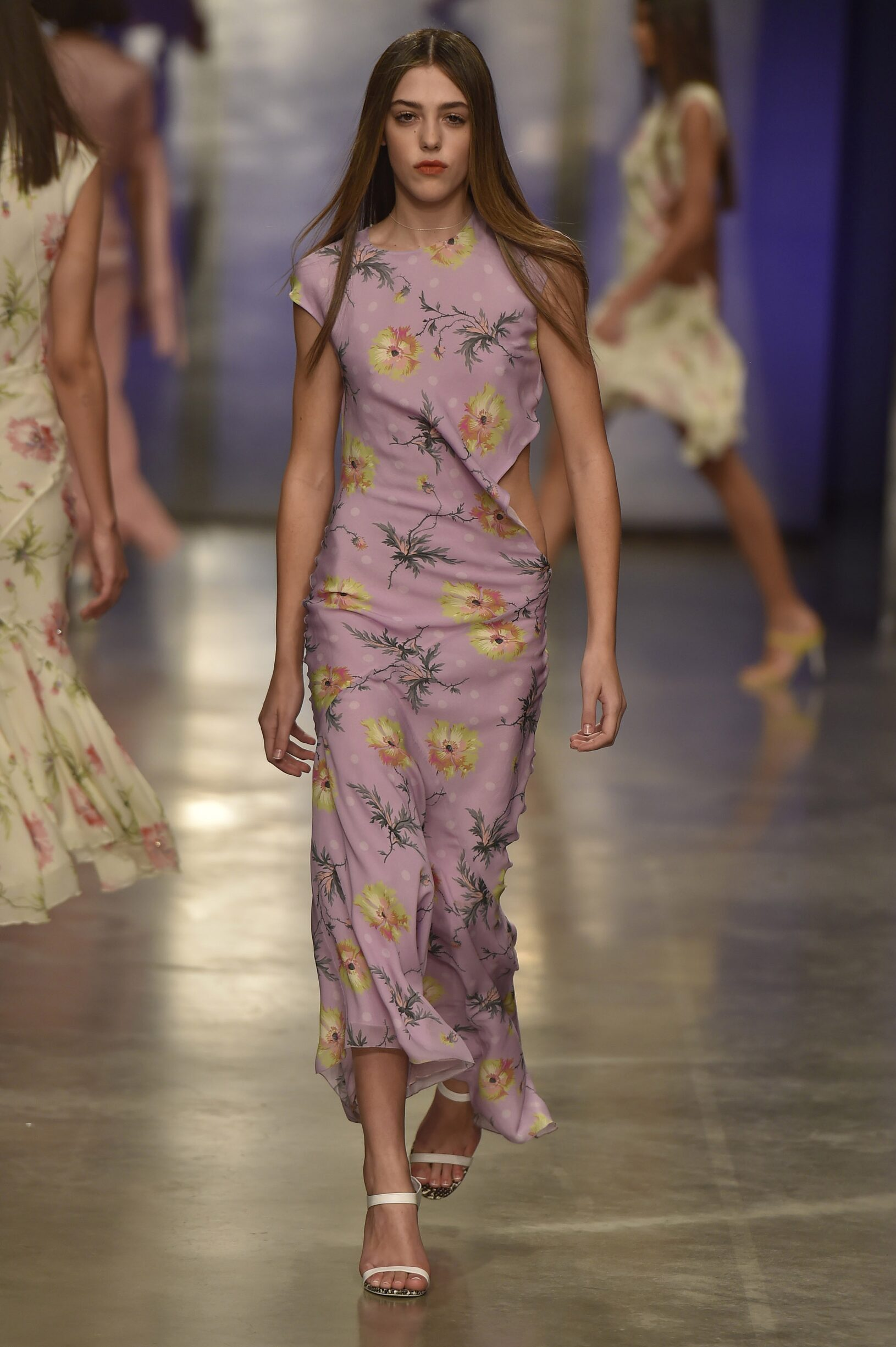 2017 Topshop Unique Catwalk
