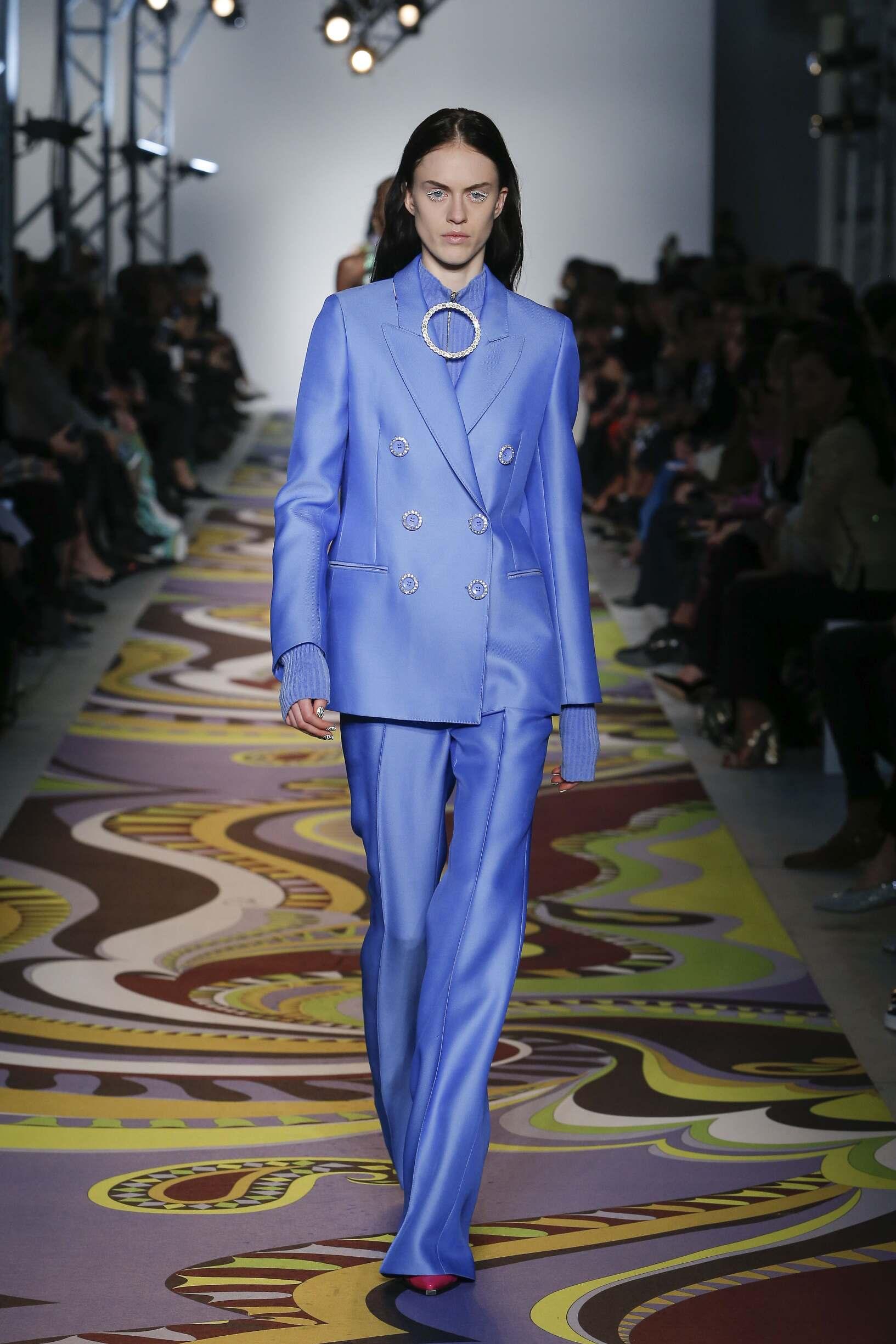 2017 Woman Style Emilio Pucci