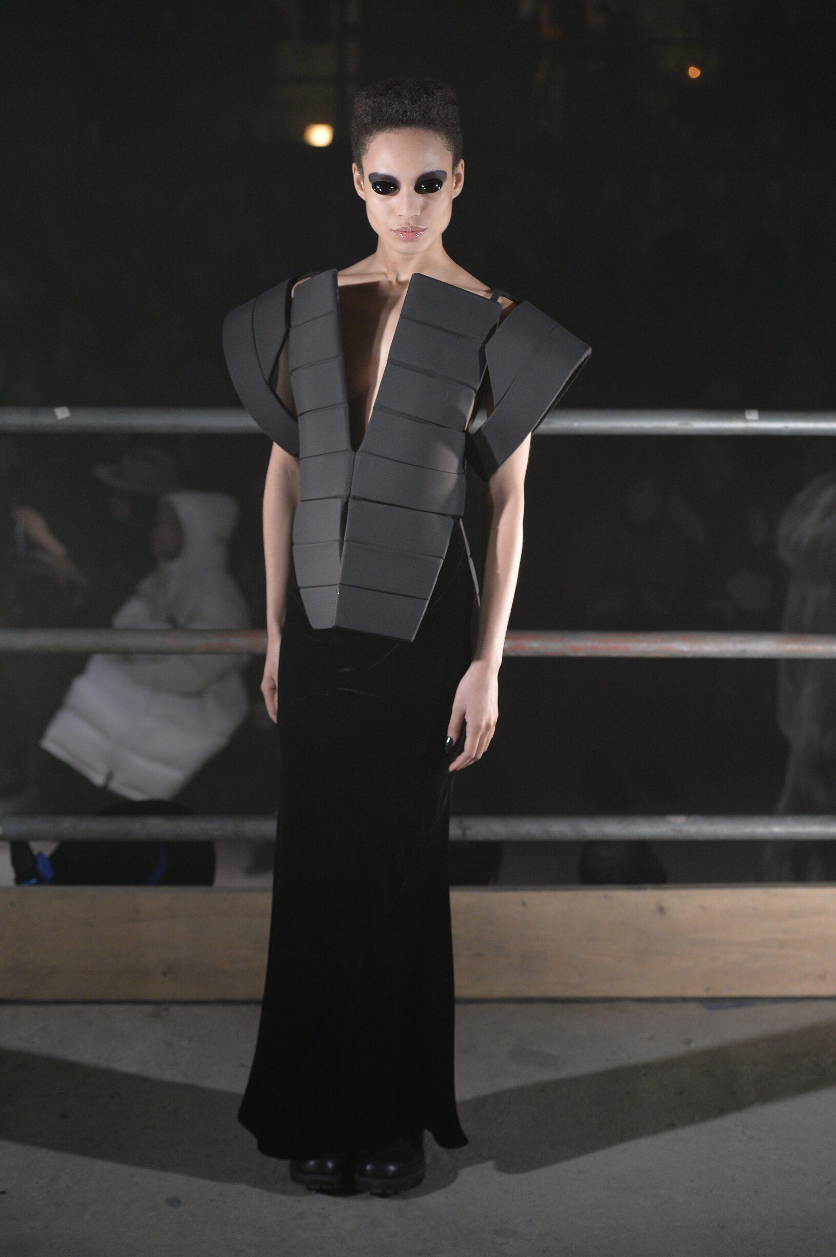 2017 Woman Style Gareth Pugh