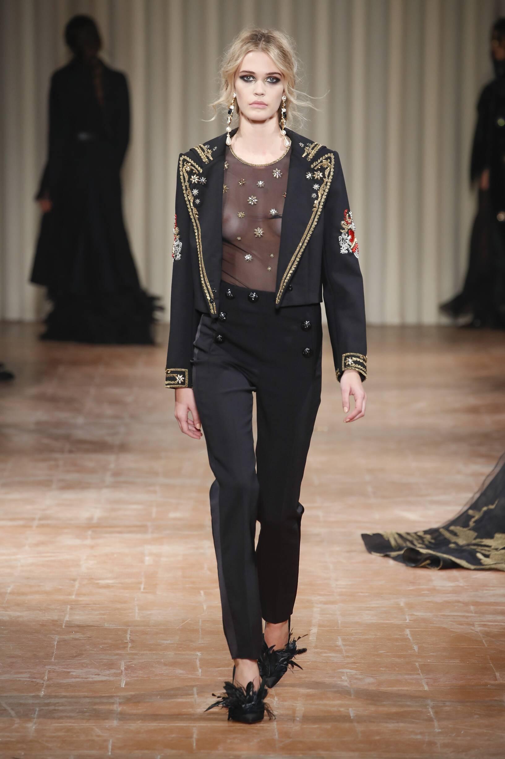 2017 Womenswear Style Alberta Ferretti