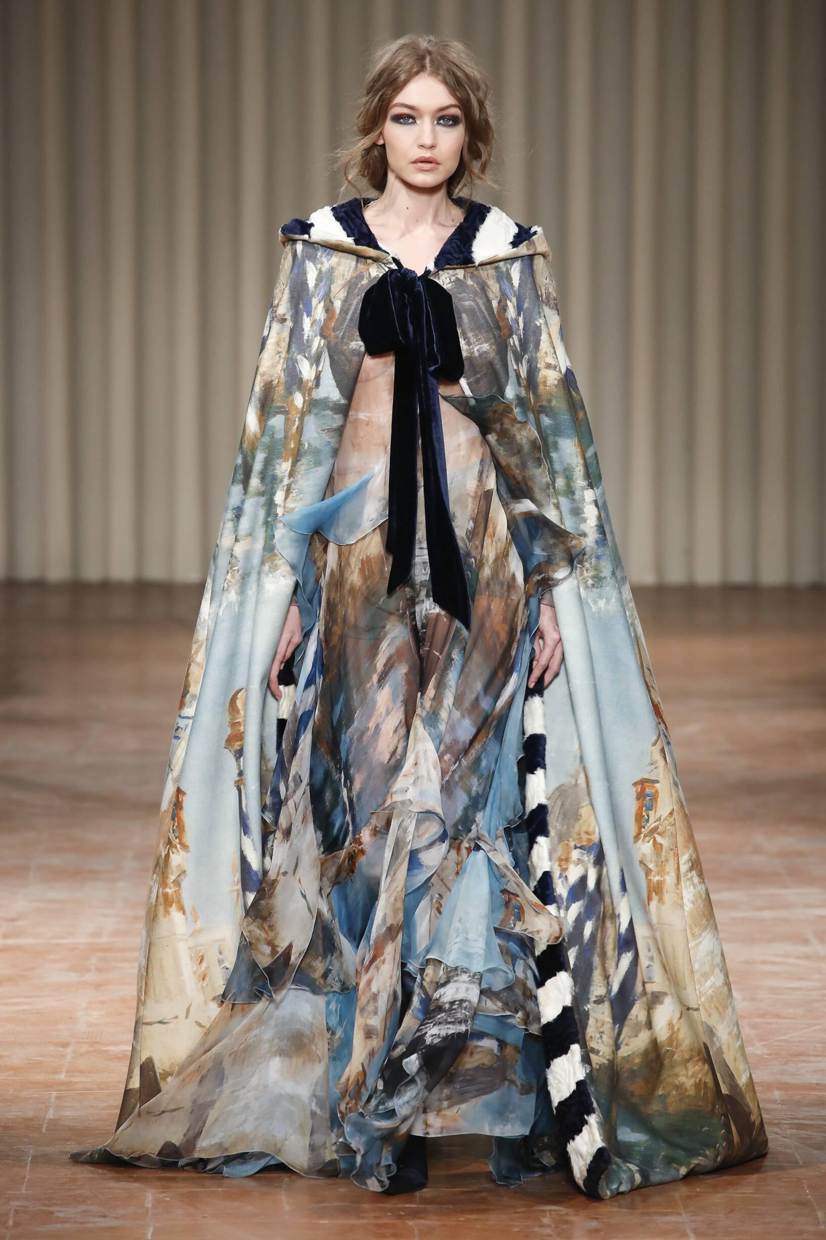 Alberta Ferretti Fashion Show FW 2017