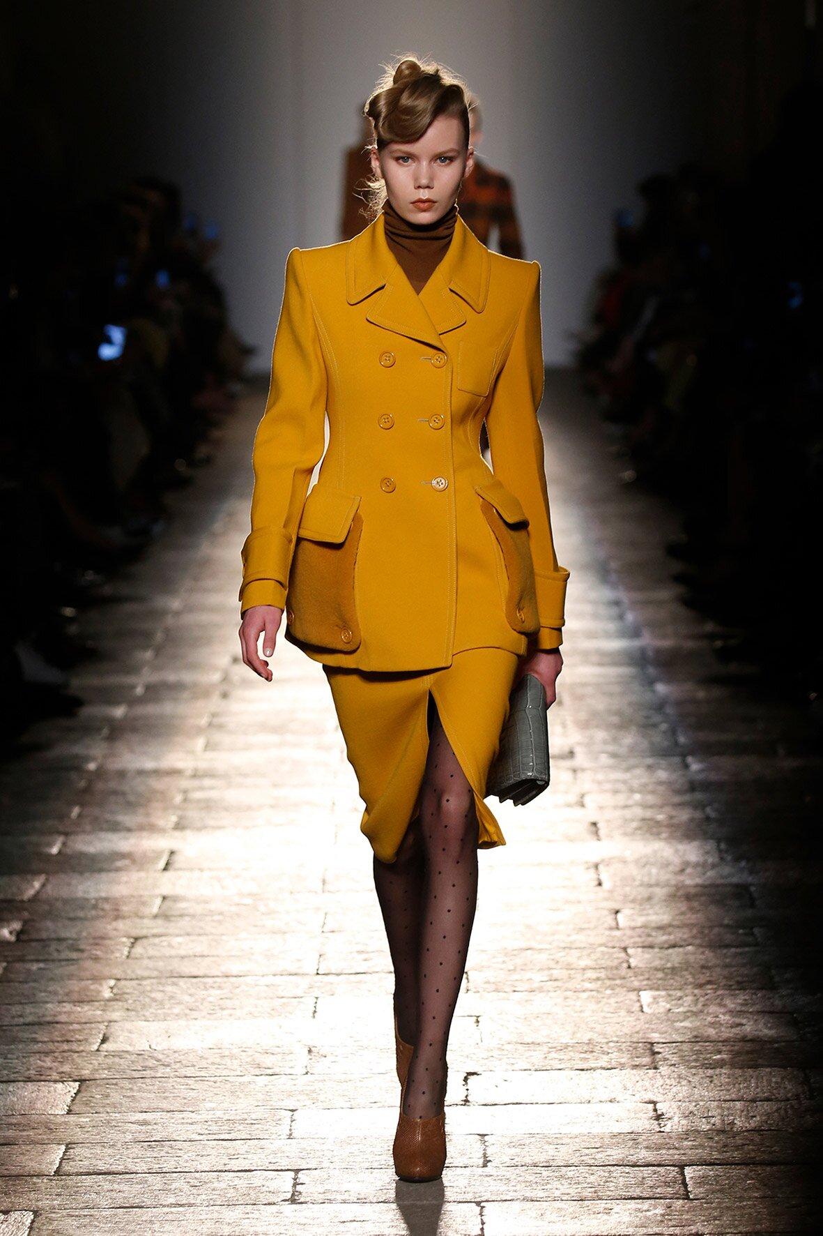 Bottega Veneta Fall Winter 2017 Womens Collection Milan Fashion Week