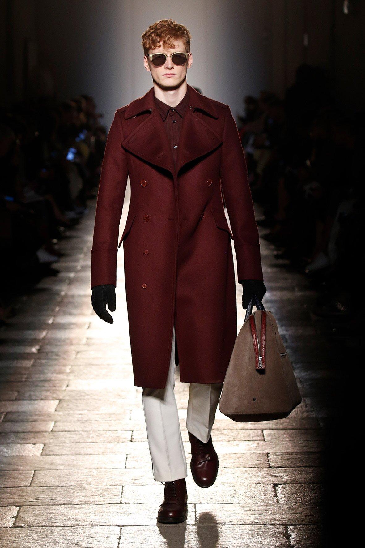 Bottega Veneta Men's Collection 2017