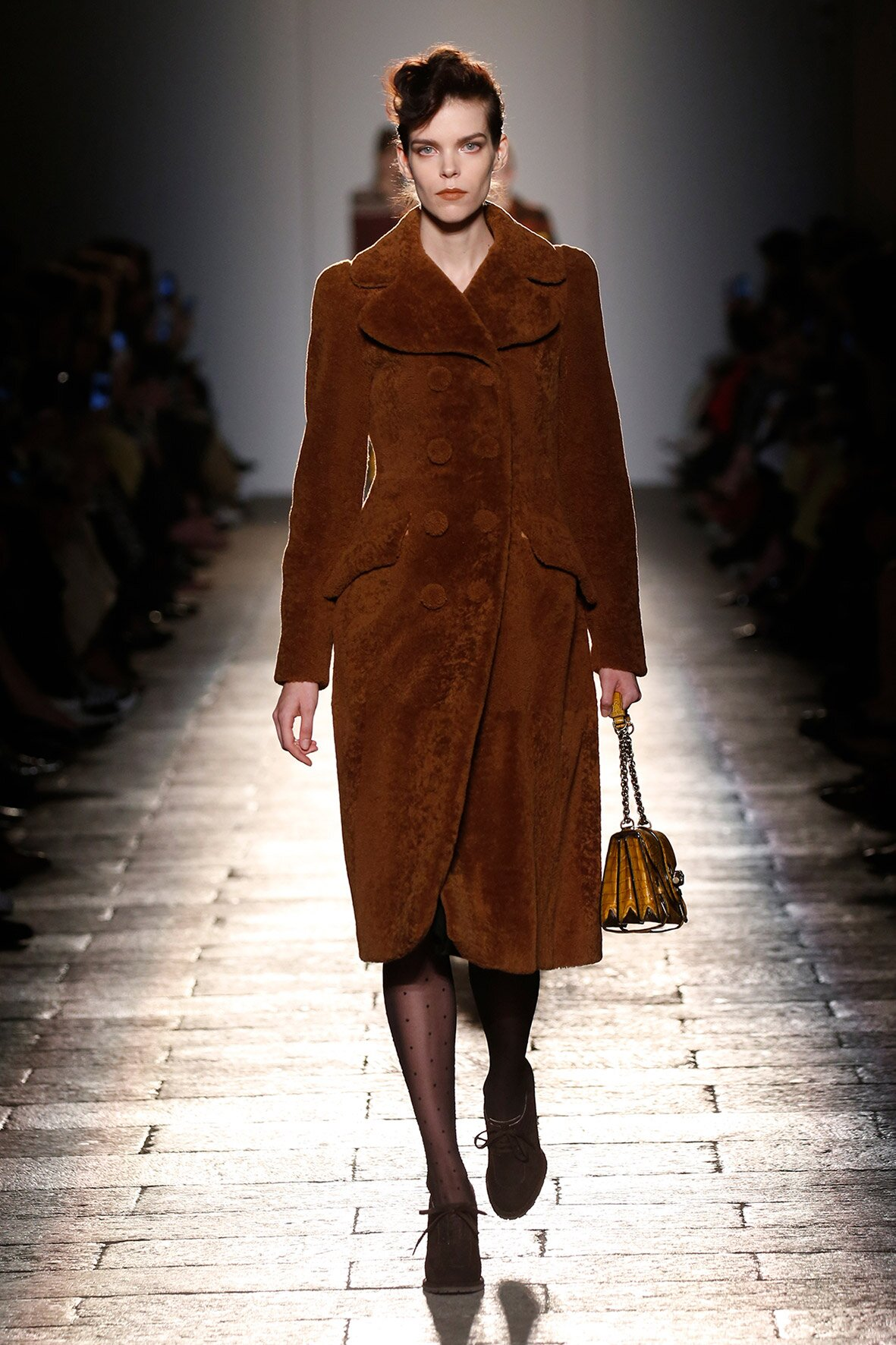 Bottega Veneta Woman Catwalk