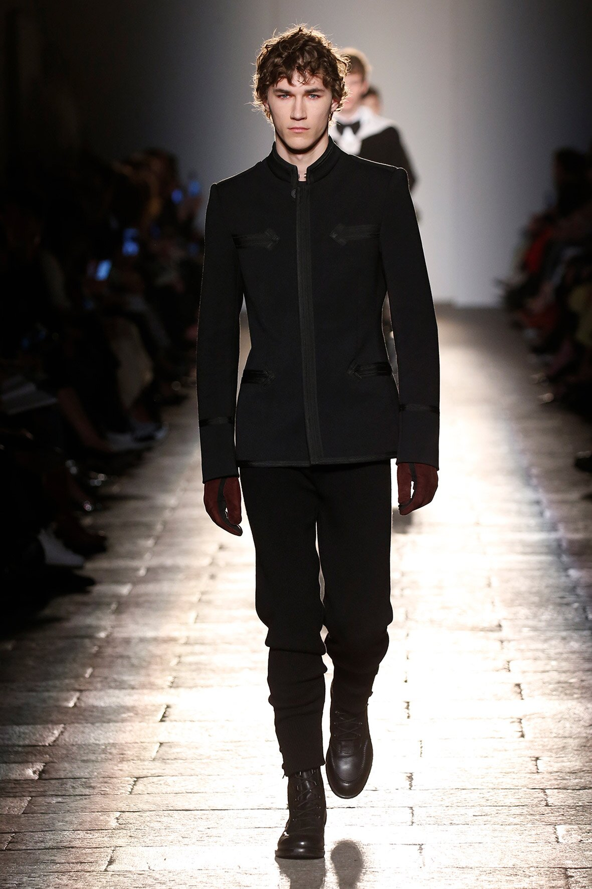 Catwalk Bottega Veneta