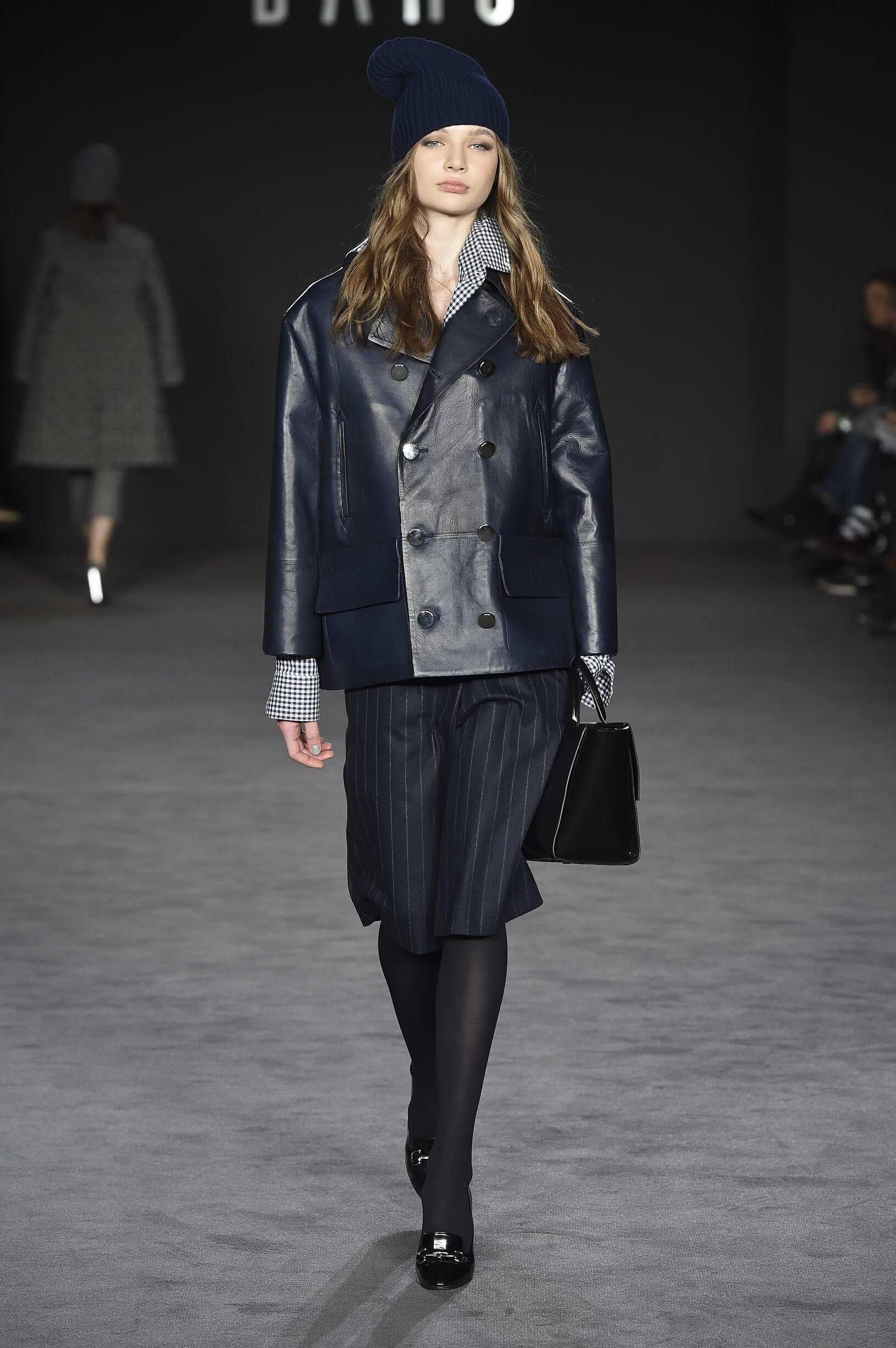 Daks Fall Winter 2017 Womens Collection London Fashion Week
