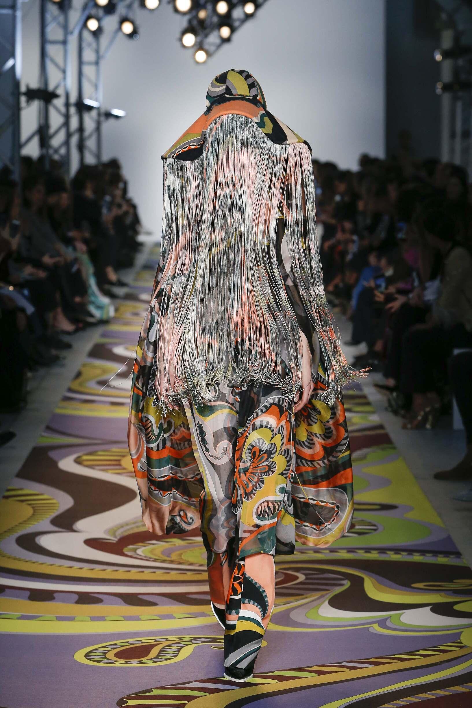 Emilio Pucci Woman Milan Fashion Week