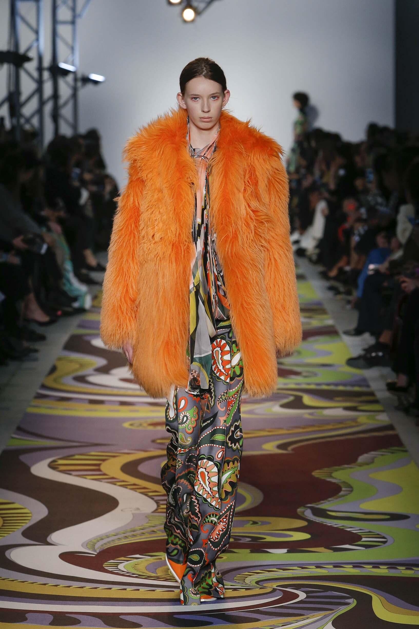 Emilio Pucci Woman Style 2018