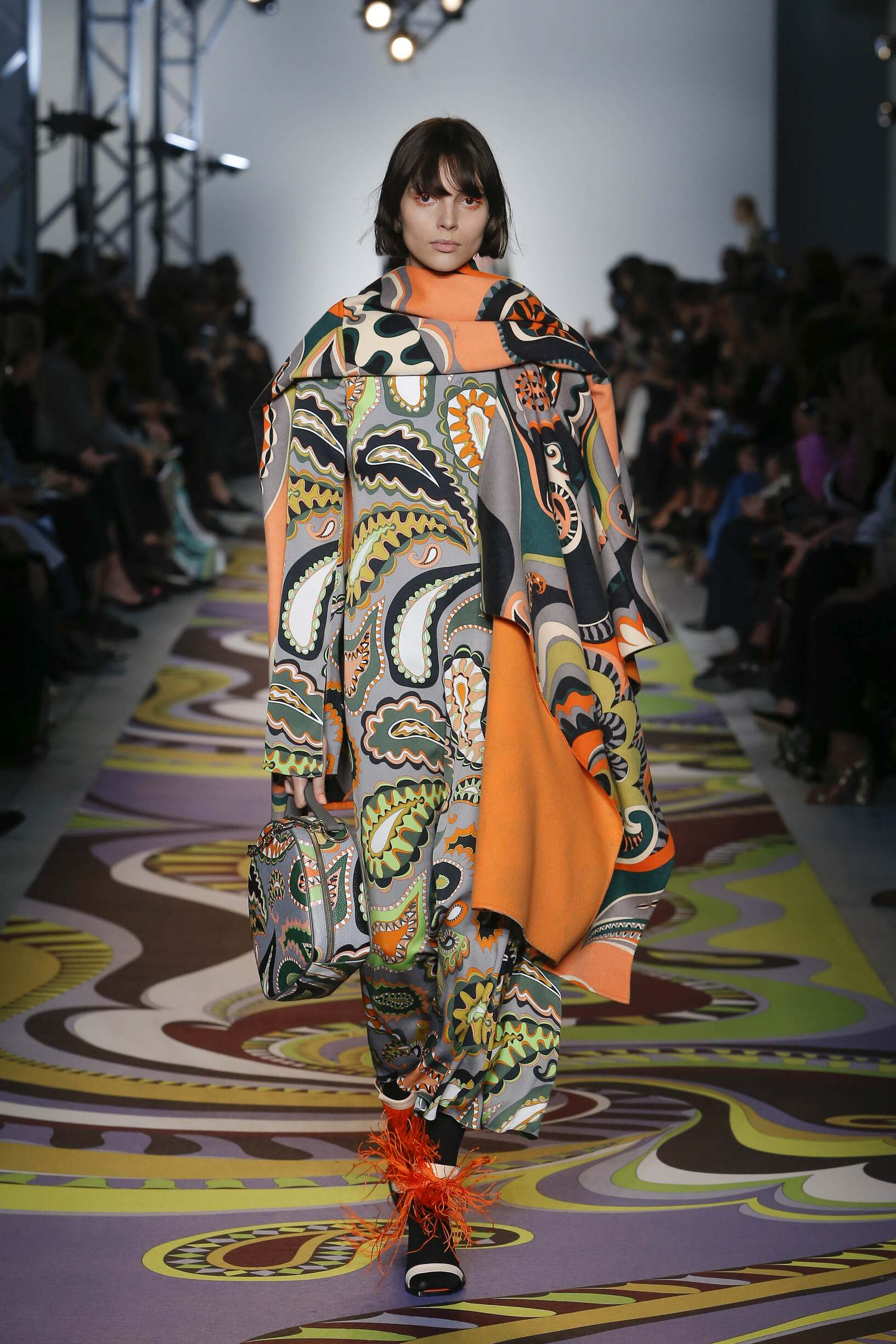 Emilio Pucci Women's Collection 2017