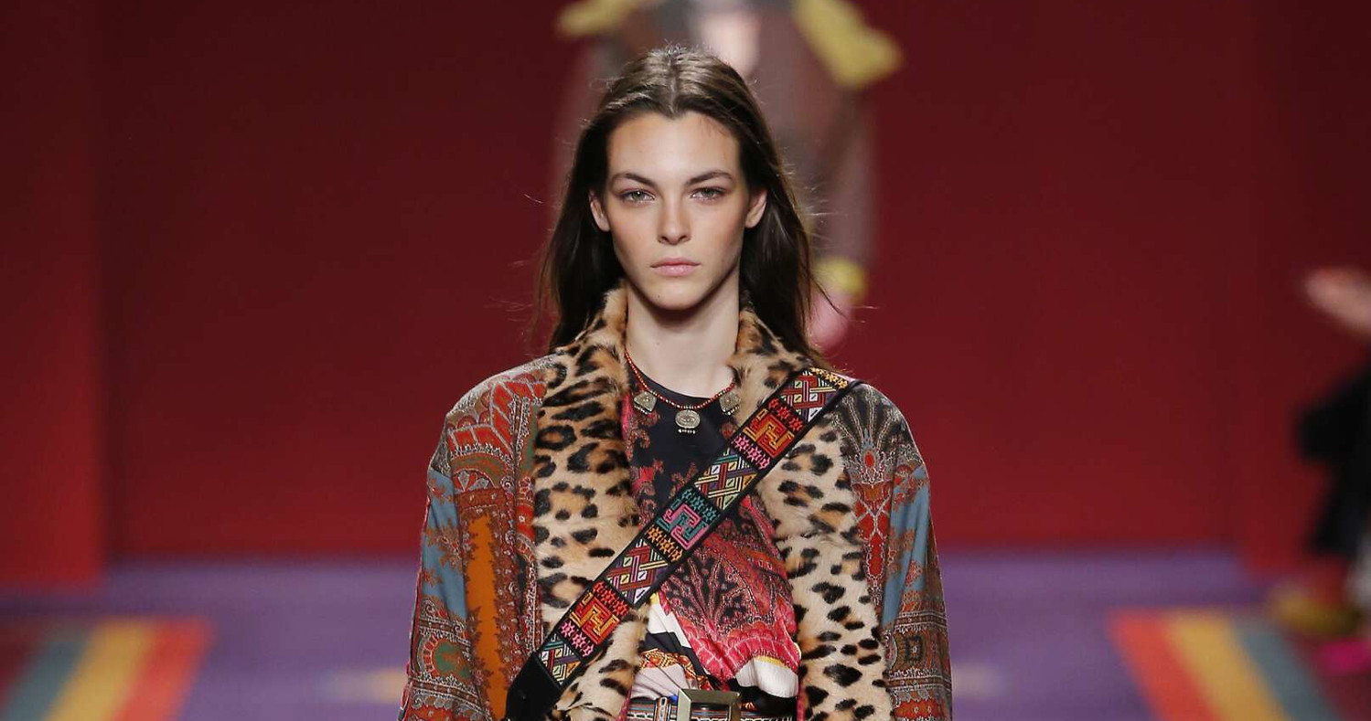 Etro Fashion Show FW 2017 Milan