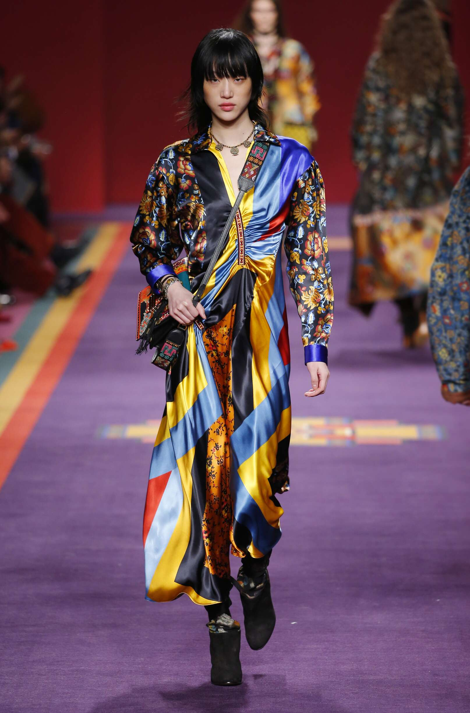 Etro Milan Fashion Week Womenswear
