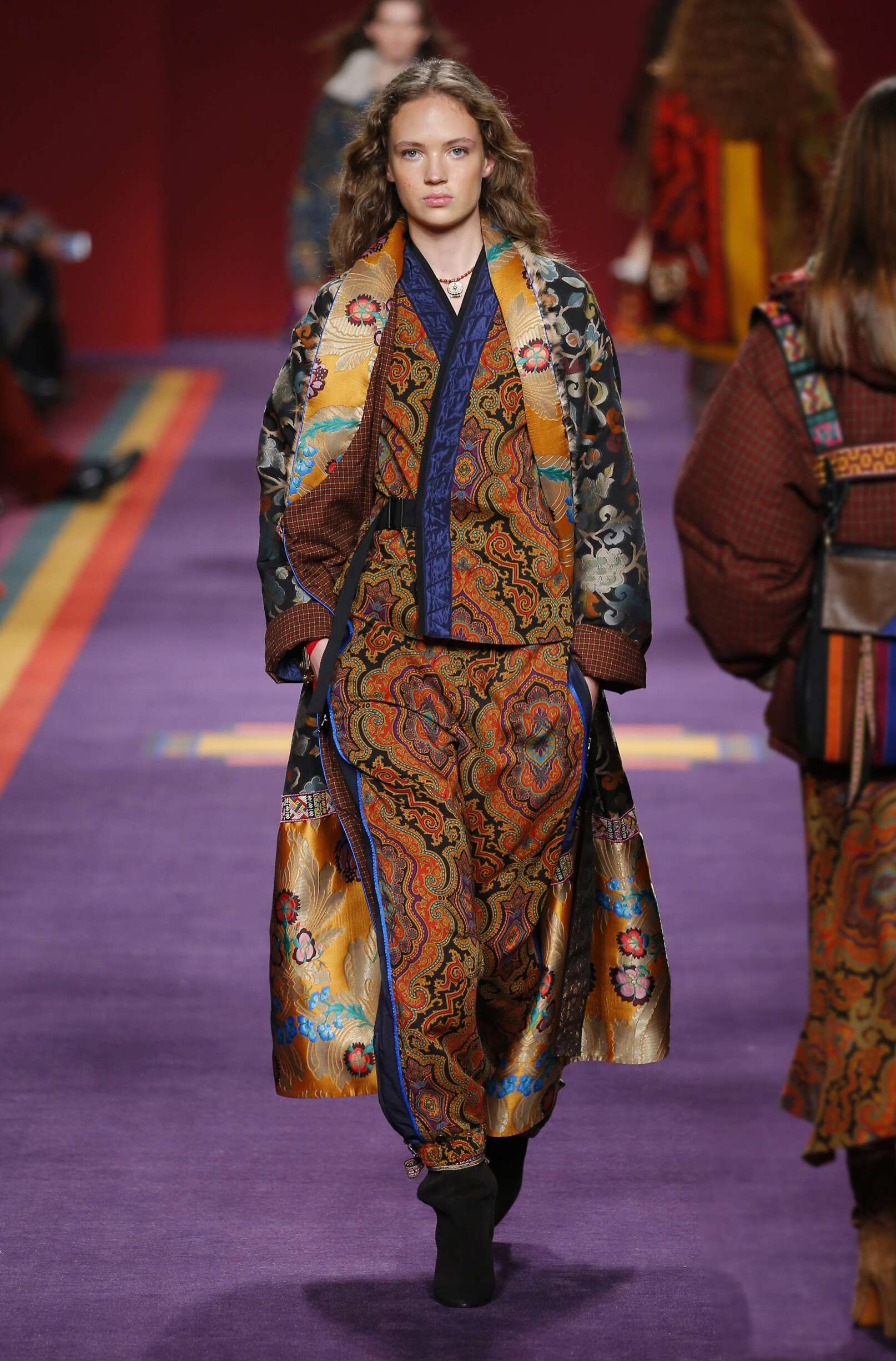 Etro Woman Milan Fashion Week