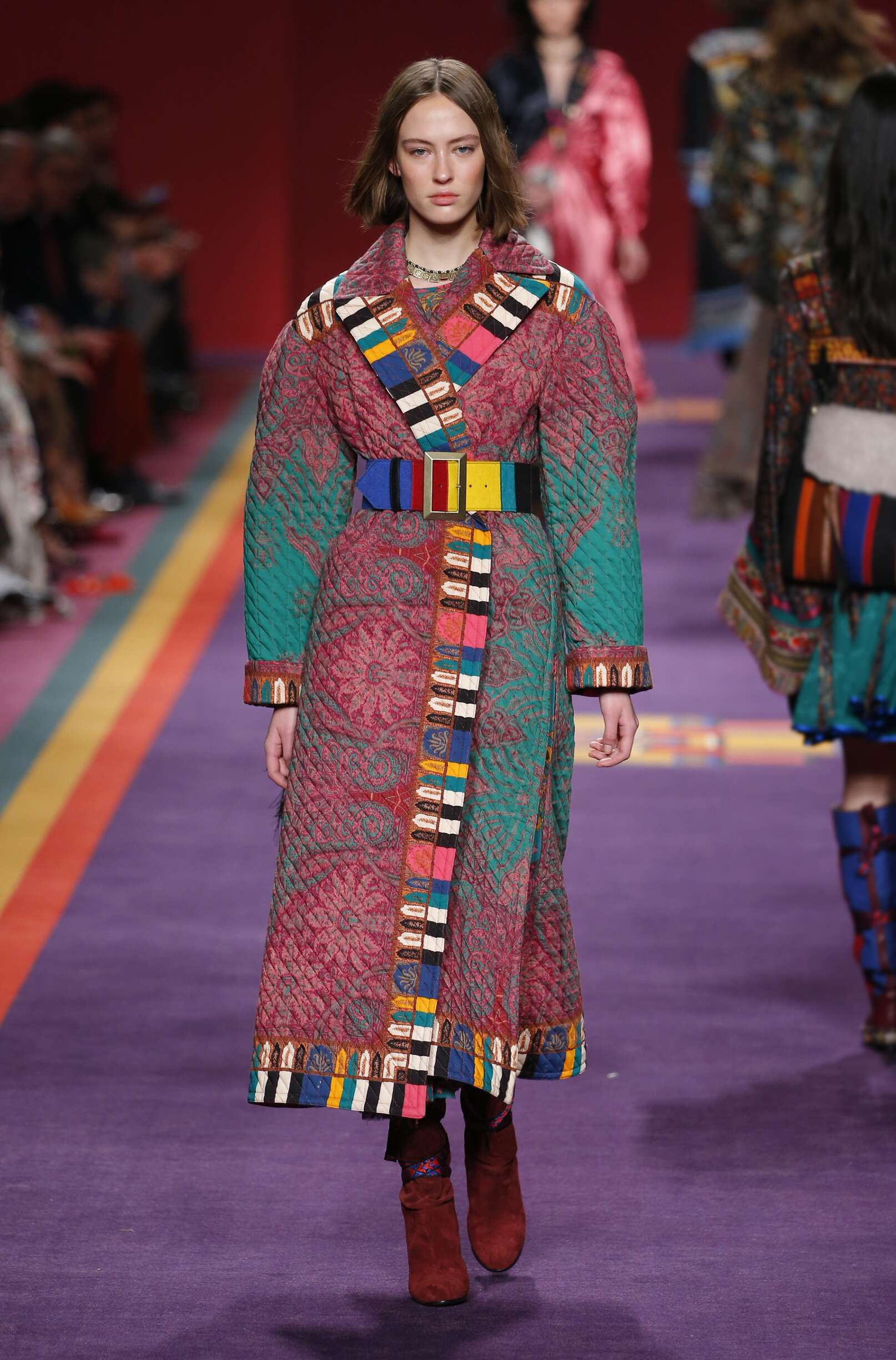 Etro Fall Winter 2017 18 Women S Collection The Skinny Beep