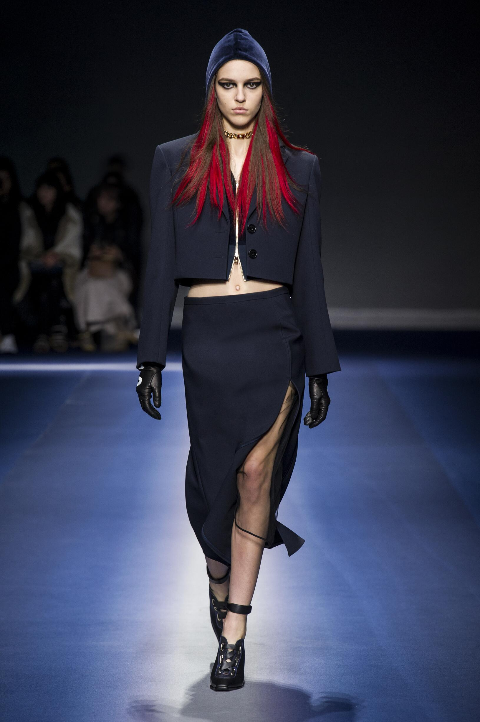 FW 2017 Versace