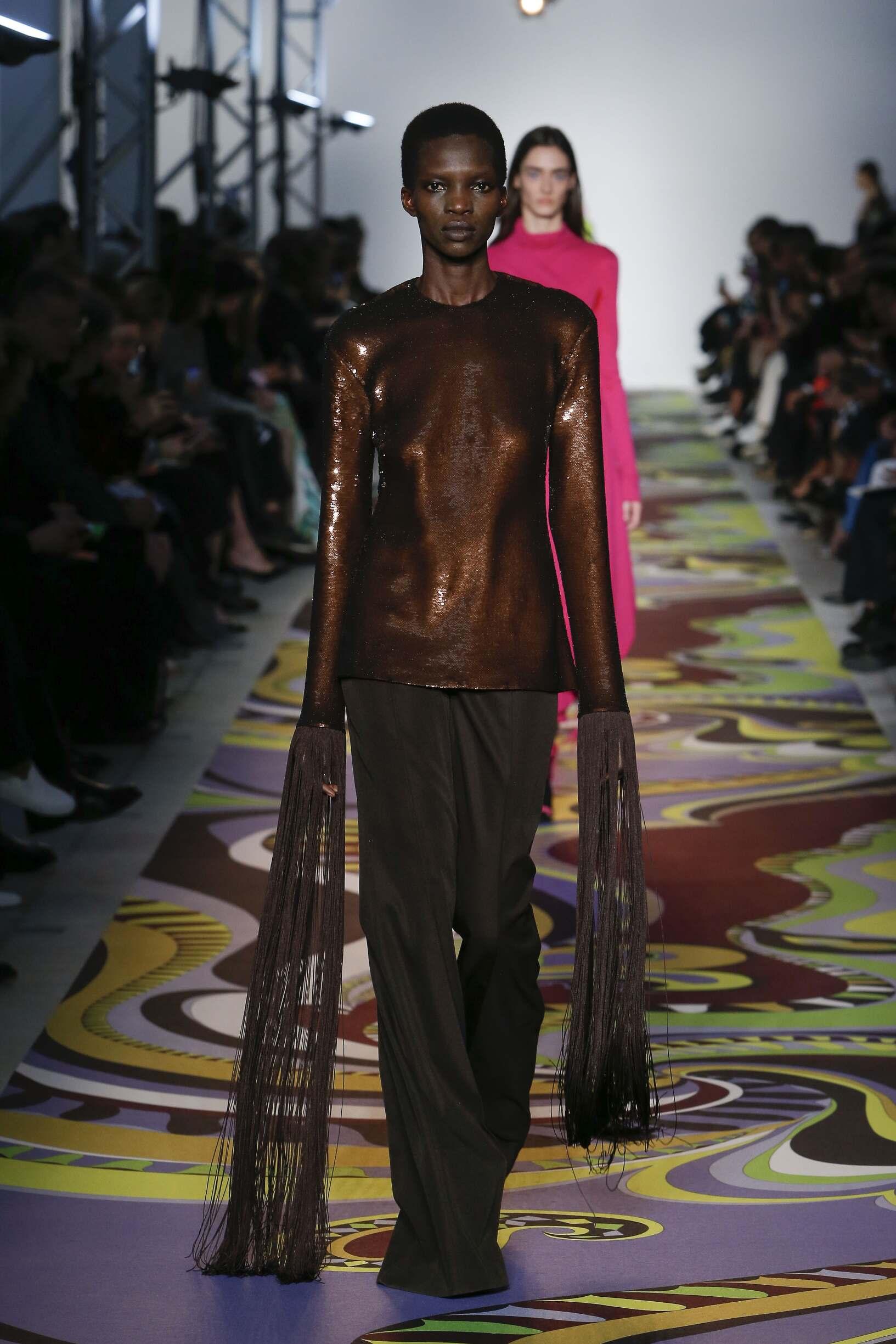 Fall 2017-18 Womenswear Emilio Pucci