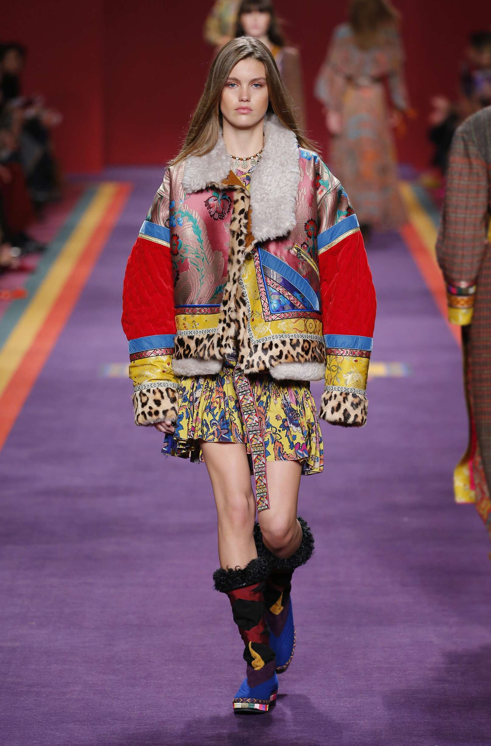 Fall 2017-18 Womenswear Etro