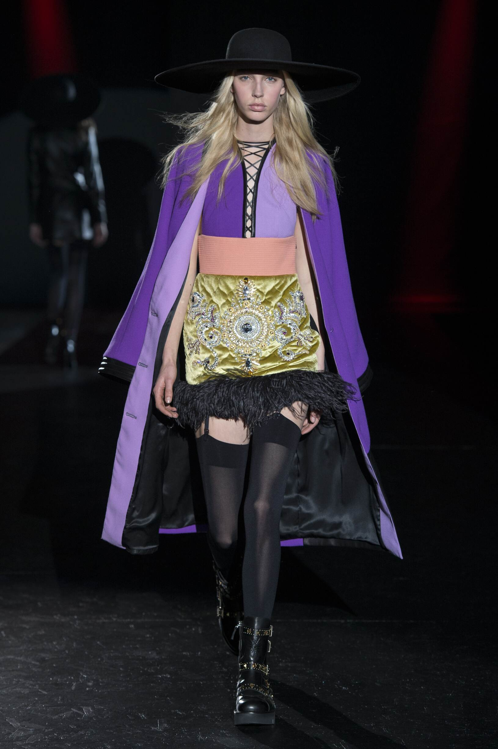 Fall 2017-18 Womenswear Fausto Puglisi