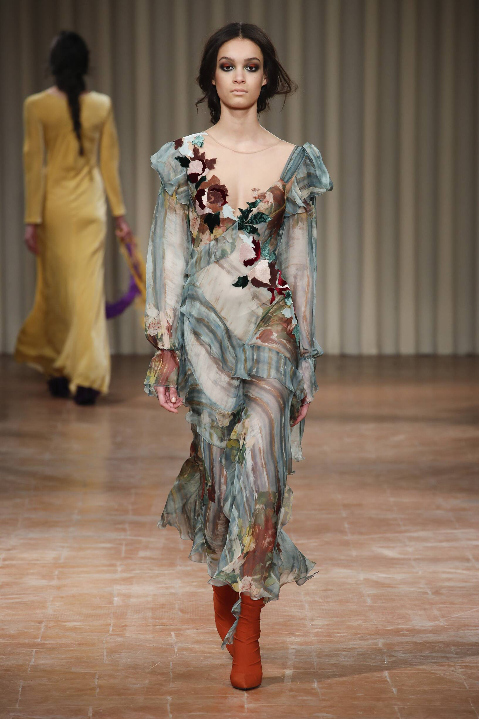 Fall Fashion 2017 18 Alberta Ferretti