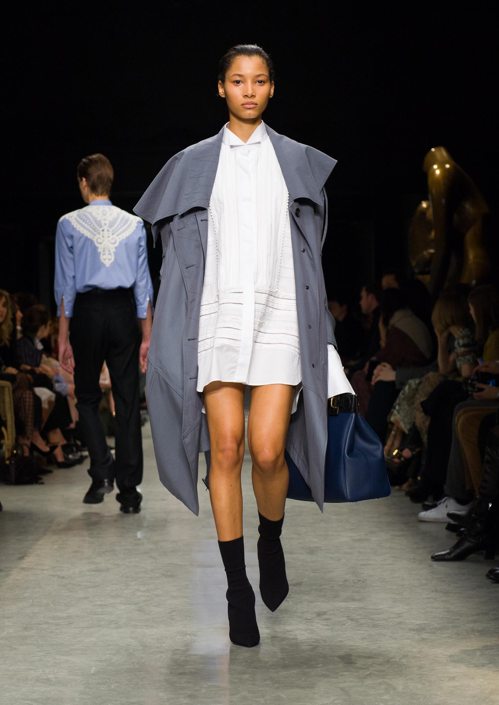 Fall Fashion 2017-18 Burberry