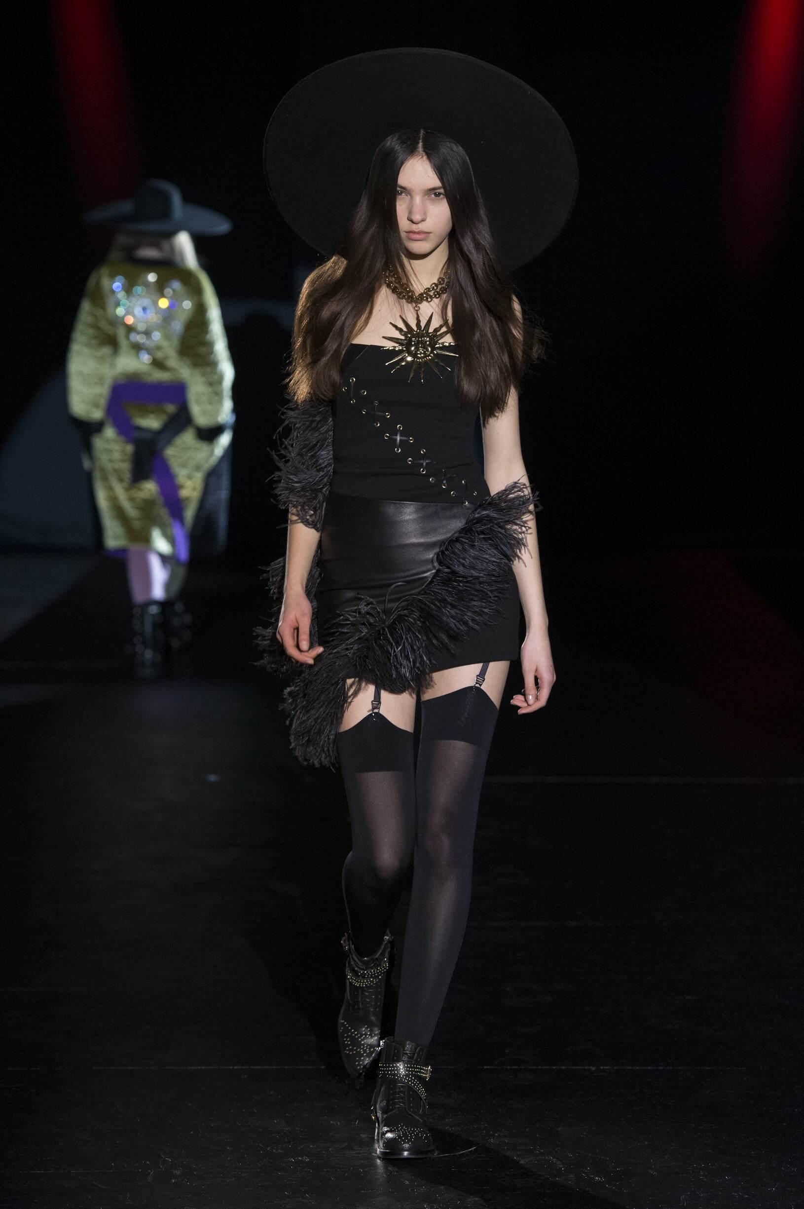 Fall Fashion 2017-18 Fausto Puglisi