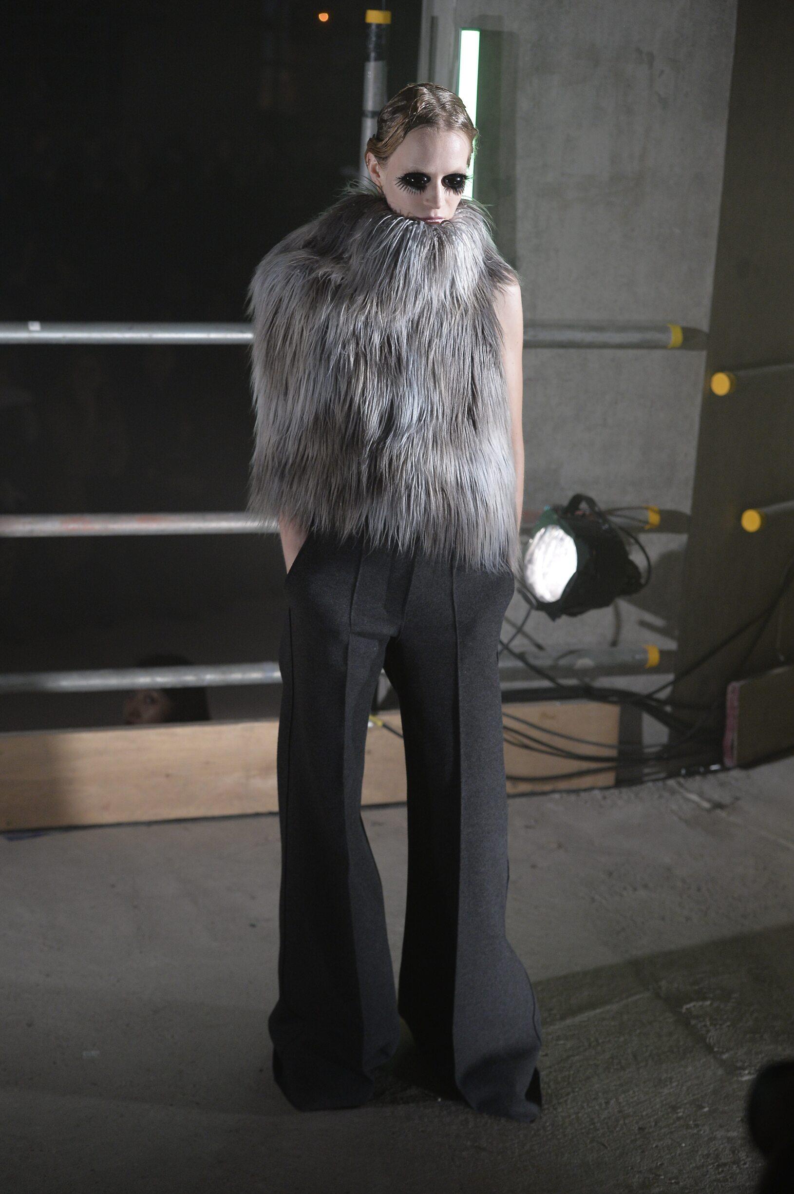 Fall Fashion 2017-18 Gareth Pugh