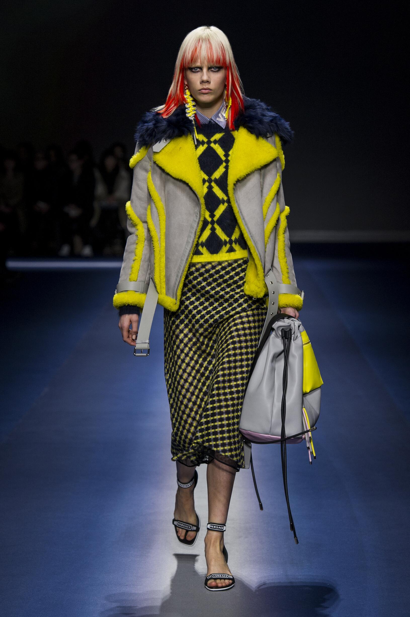Fall Fashion 2017-18 Versace