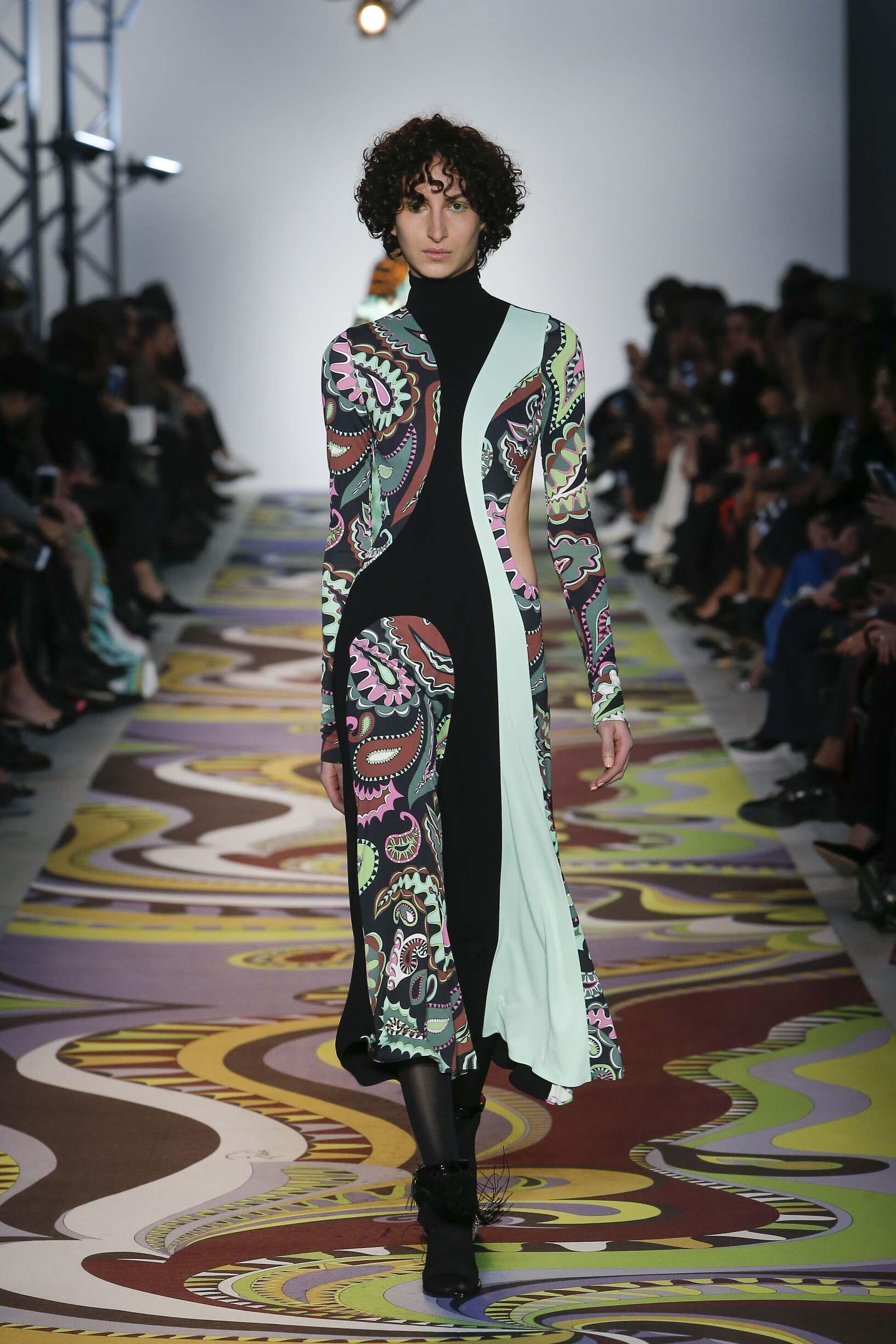 Fall Fashion Trends 2017 Emilio Pucci