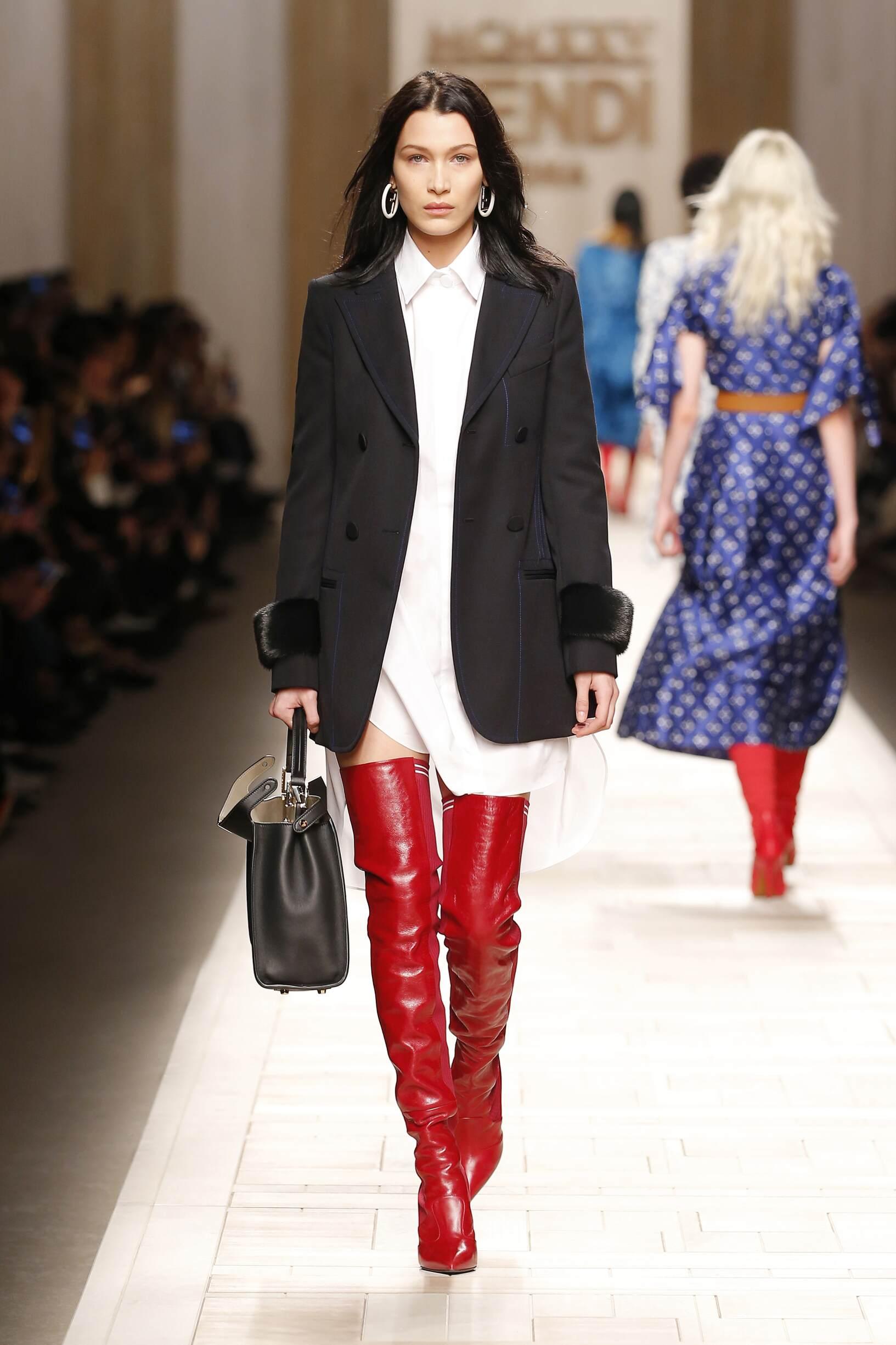 Fall Fashion Trends 2017 Fendi