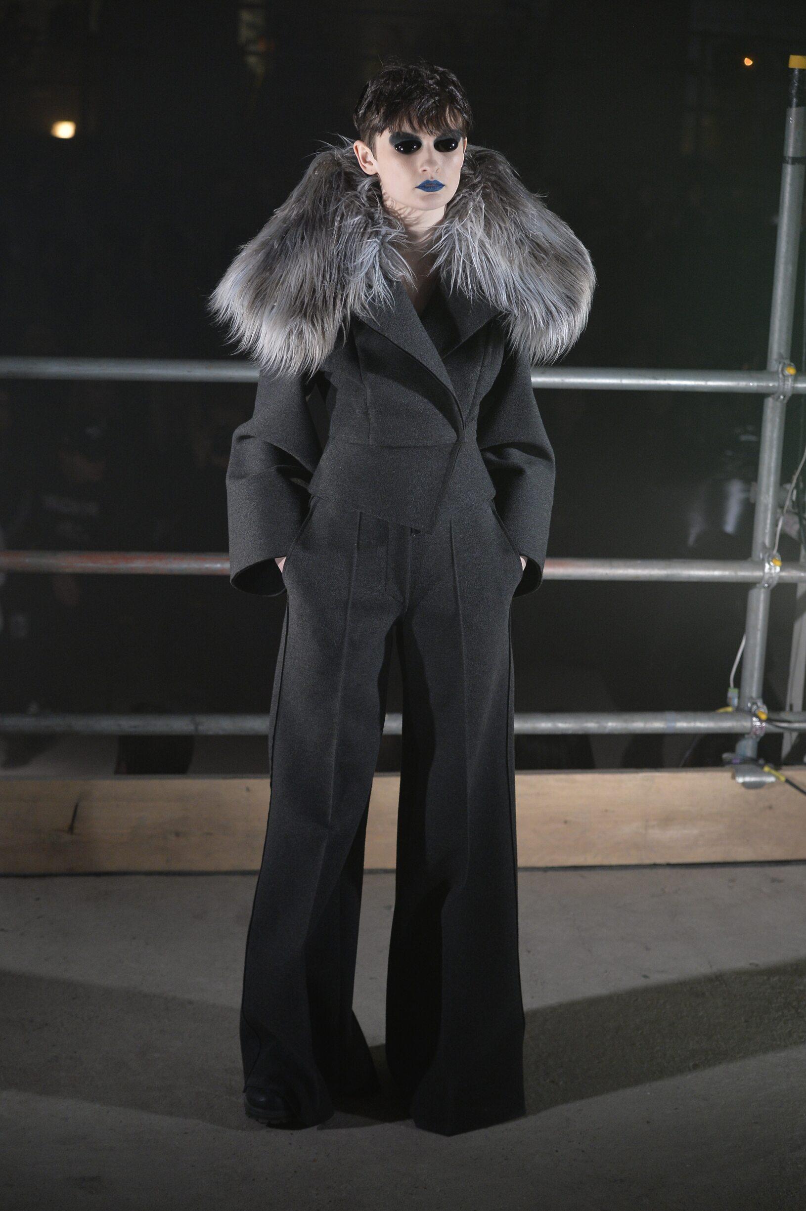 Fall Fashion Trends 2017 Gareth Pugh